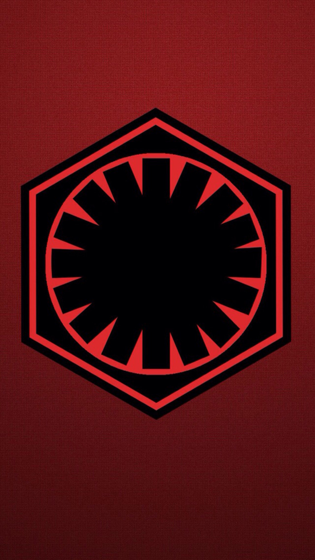 First Order iPhone wallpaper. I thought you all would enjoy! Happy