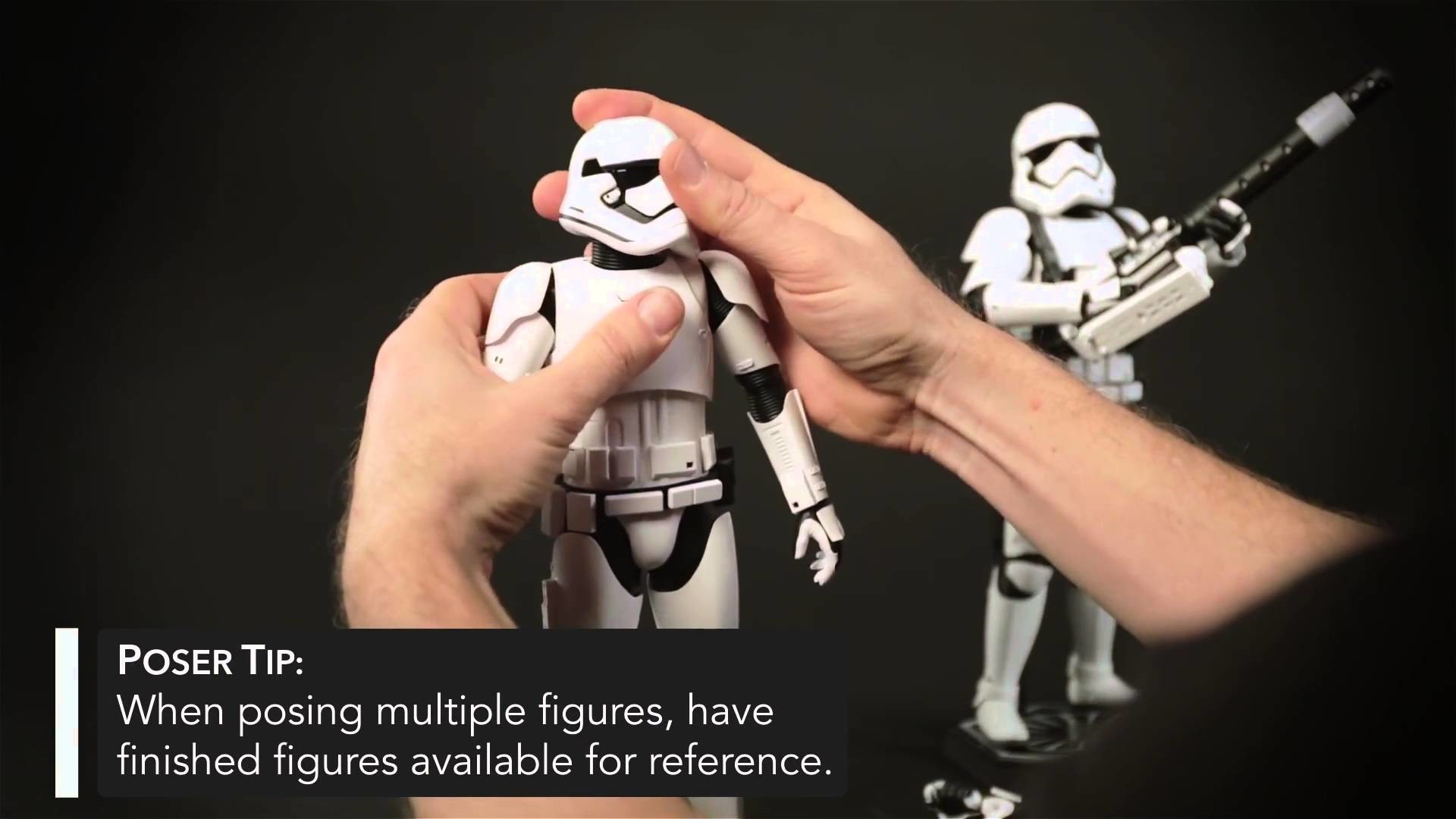Sideshow Collectibles – Sixth Scale Figure Set : First Order Stormtroopers  – YouTube