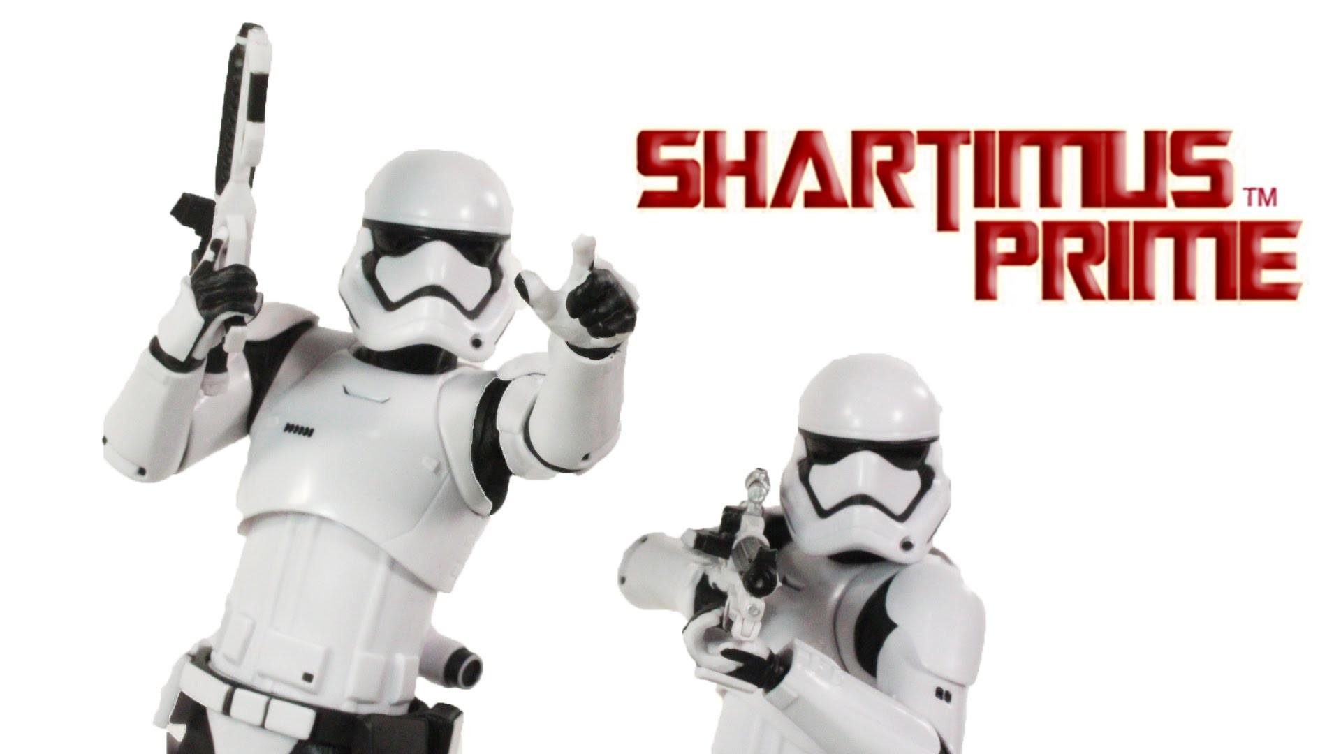 Kotobukiya First Order Stormtroopers Star Wars The Force Awakens Episode  VII Movie Statue Figure Rev