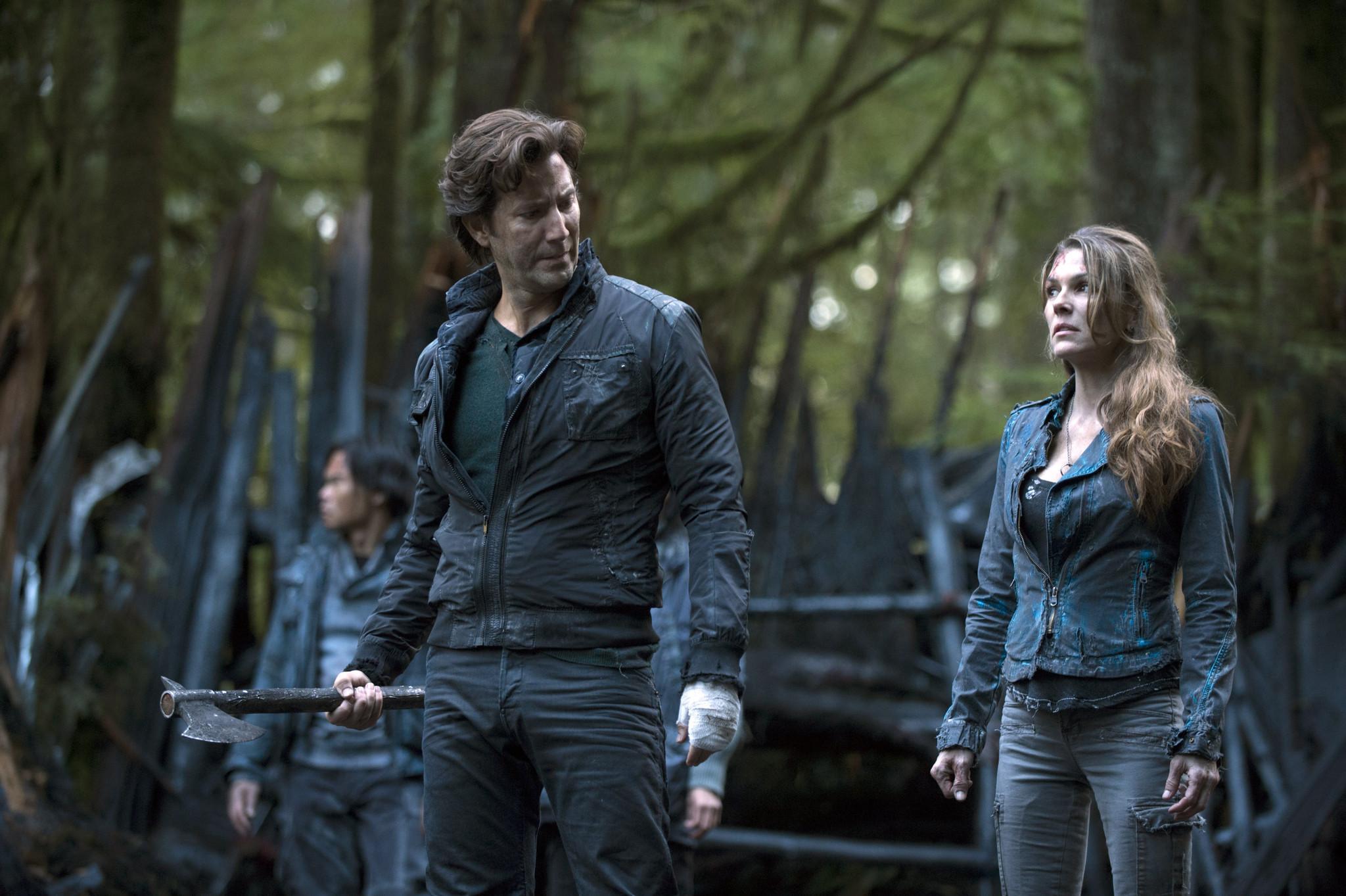The 100 – Kane and Abby #Season2