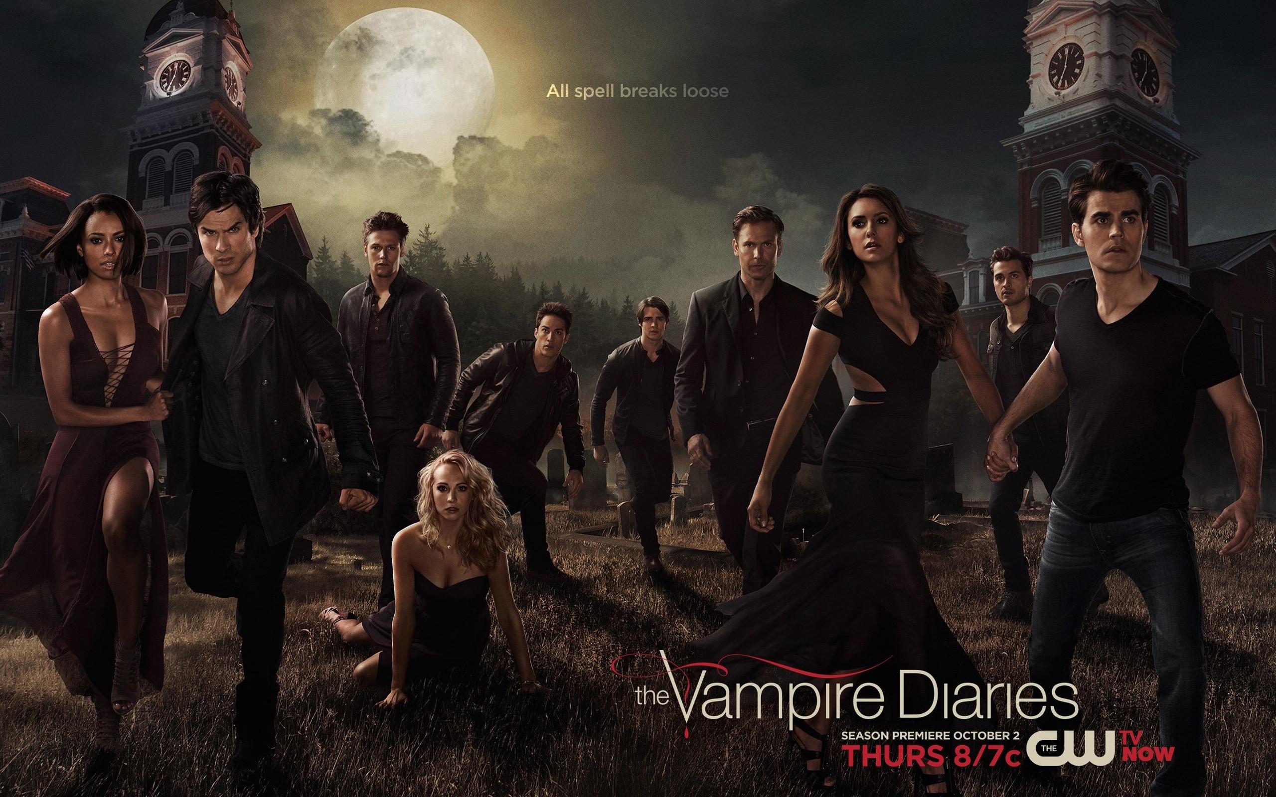 the vampire diaries cw the originals cw