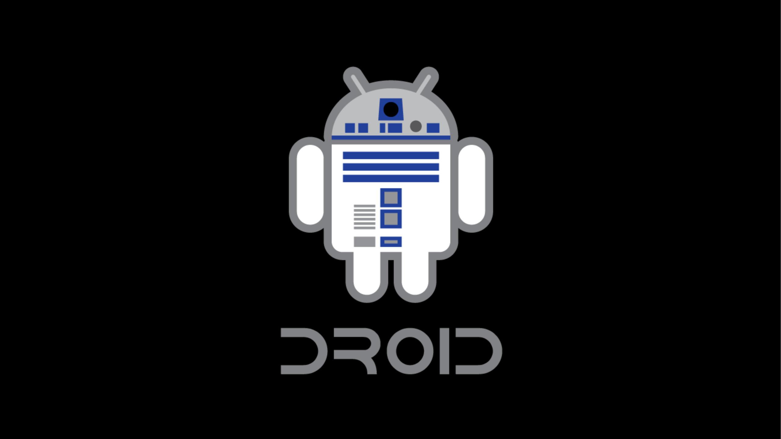 … Star-Wars-Android-Logo-4K-Wallpaper-2560×1440
