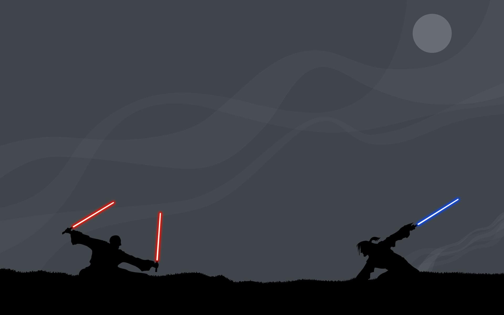 Video Game Star Wars Samurai Jack Lightsaber Wallpaper