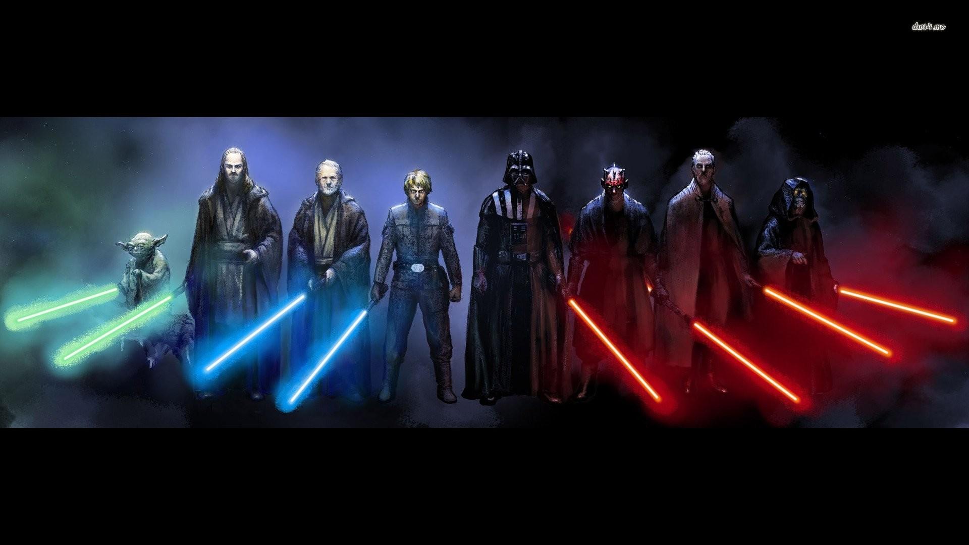 Jedi And Sith – Star Wars 776790 …