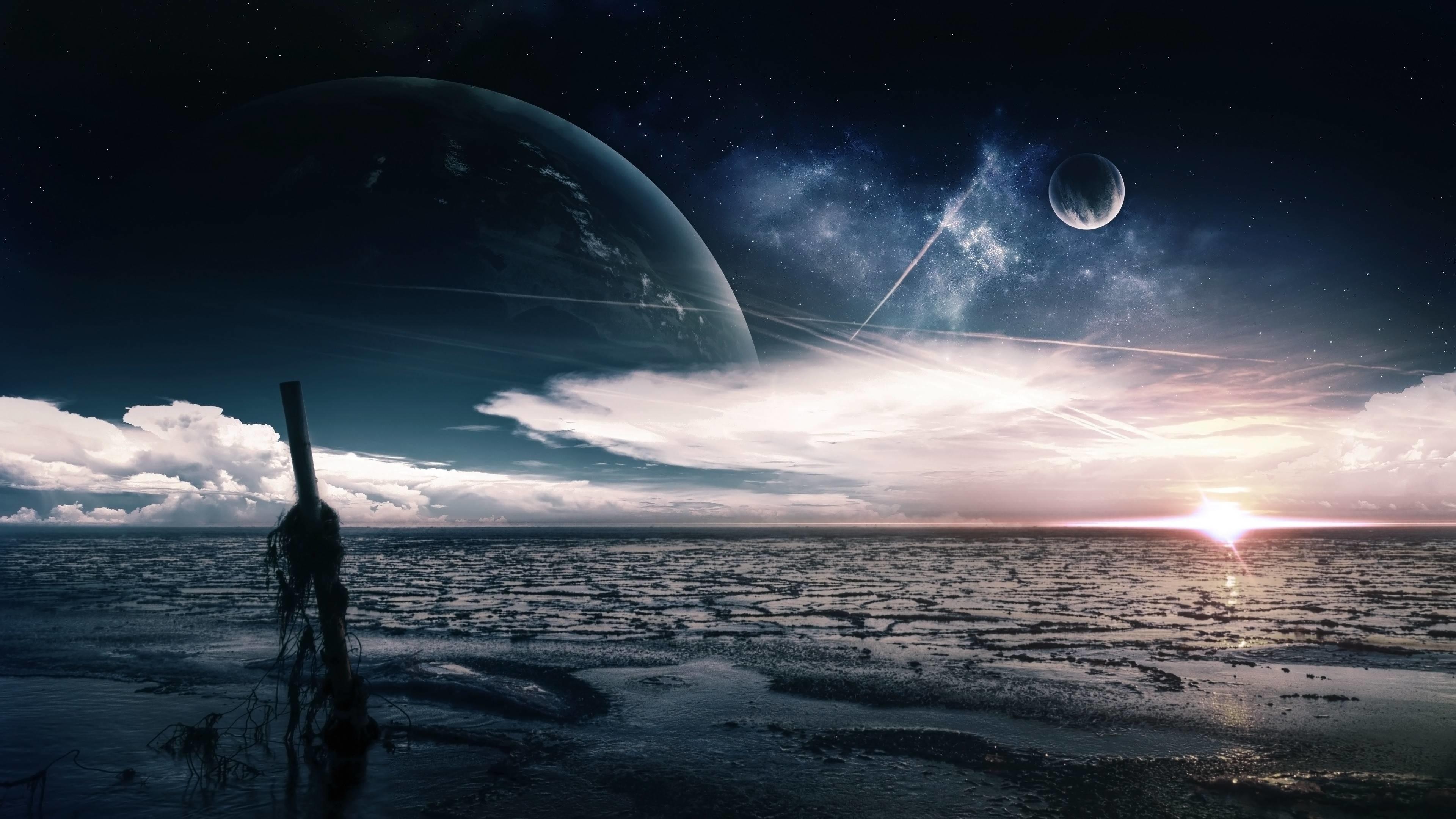 Alien Planet Wallpaper – Viewing Gallery