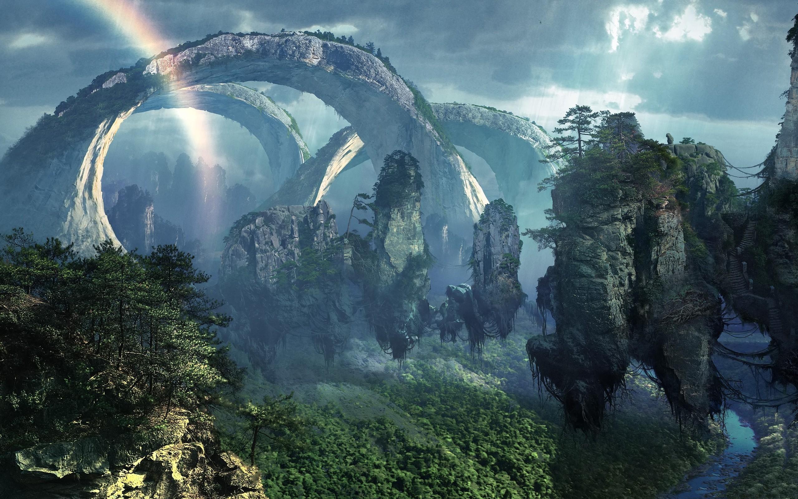 wallpaper.wiki-Fantasy-Alien-Planet-Image-PIC-WPD003920-