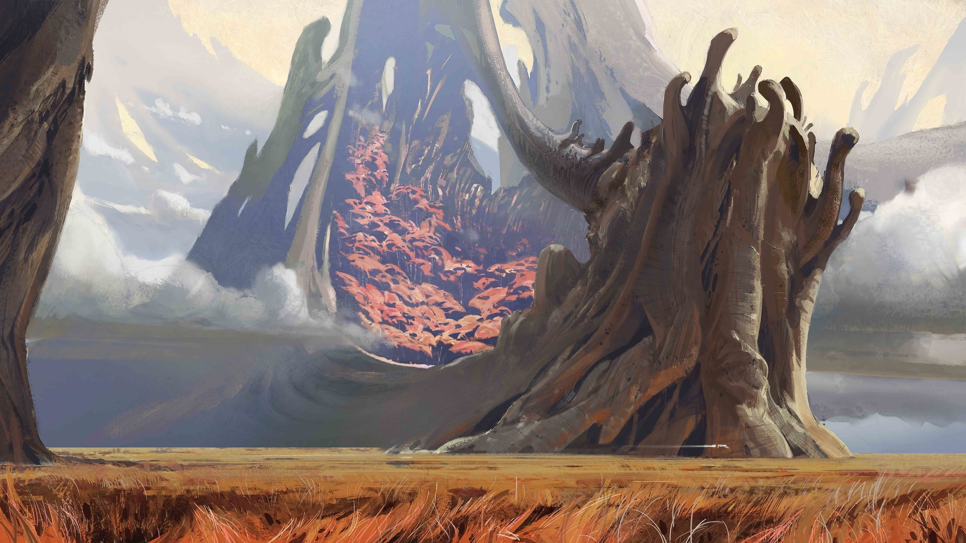 3093 best Fantasy and Sci-Fi Art images on Pinterest | Sci fi art, Concept  art and Sci fi