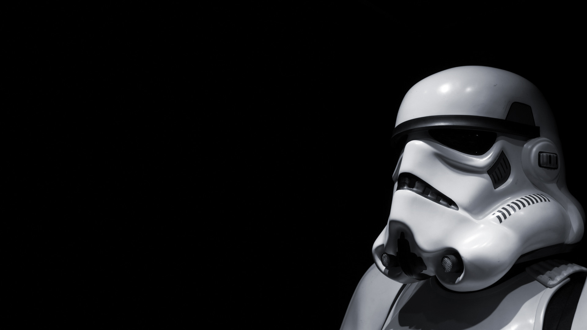 Stormtrooper [1920×1080] I shot this photo of the stormtrooper costume .