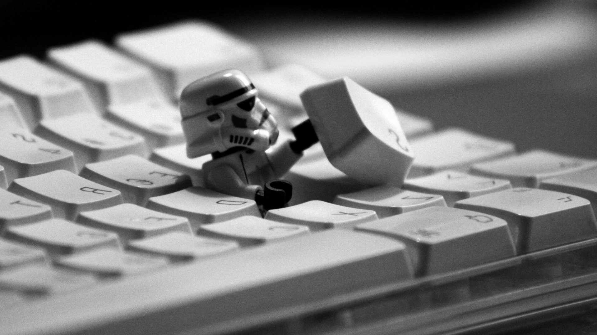 LEGO, Star Wars, Stormtrooper, Humor, White Wallpapers HD / Desktop and  Mobile Backgrounds