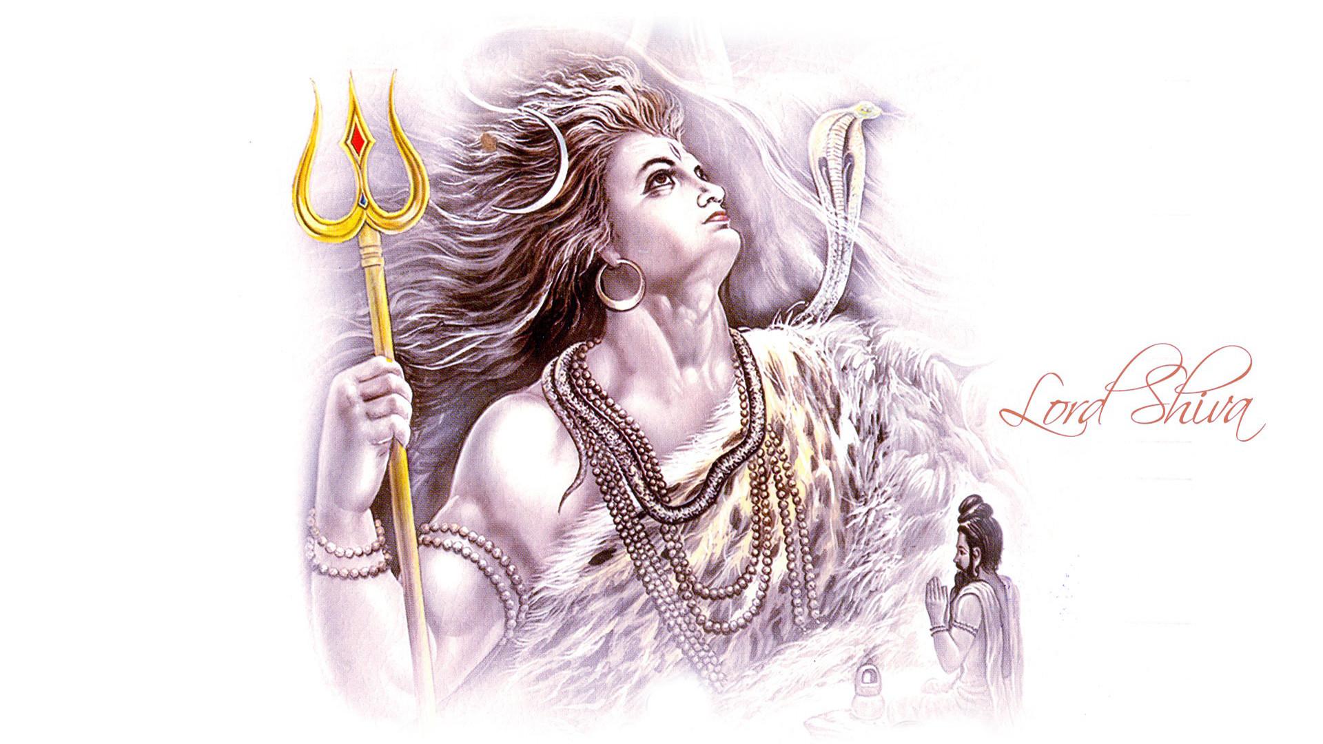 Lord Shiva Rudra Avatar Wallpapers