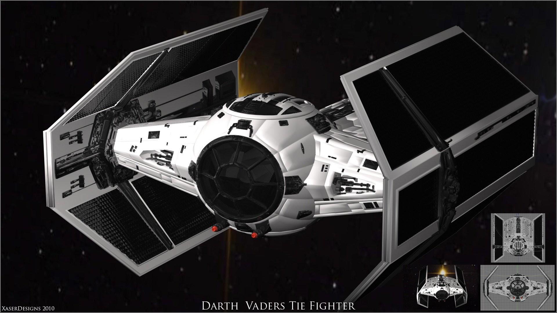 TIE FIGHTER star wars futuristic spaceship space sci-fi wallpaper      811257   WallpaperUP