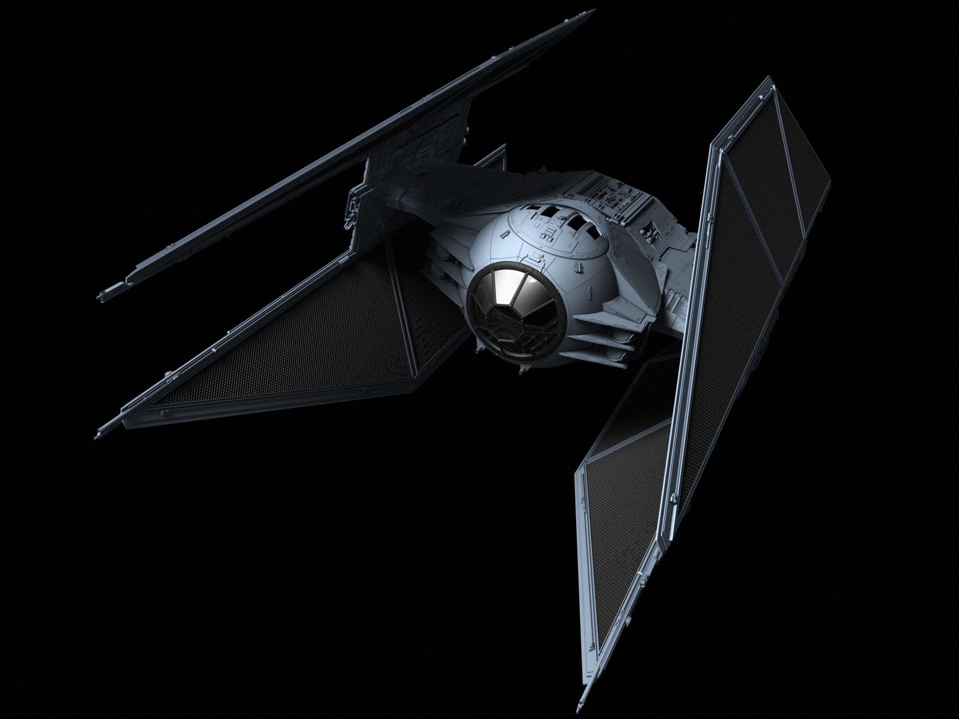 TIE FIGHTER star wars futuristic spaceship space sci-fi wallpaper      811235   WallpaperUP