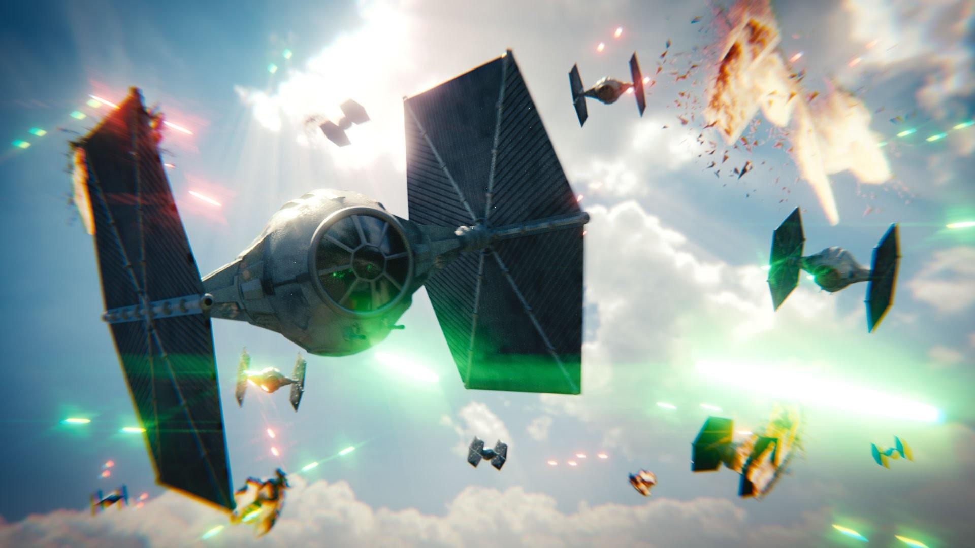 Star Wars Tie Fighter : Blender Tutorial : 02 : Materials & Rendering –  YouTube