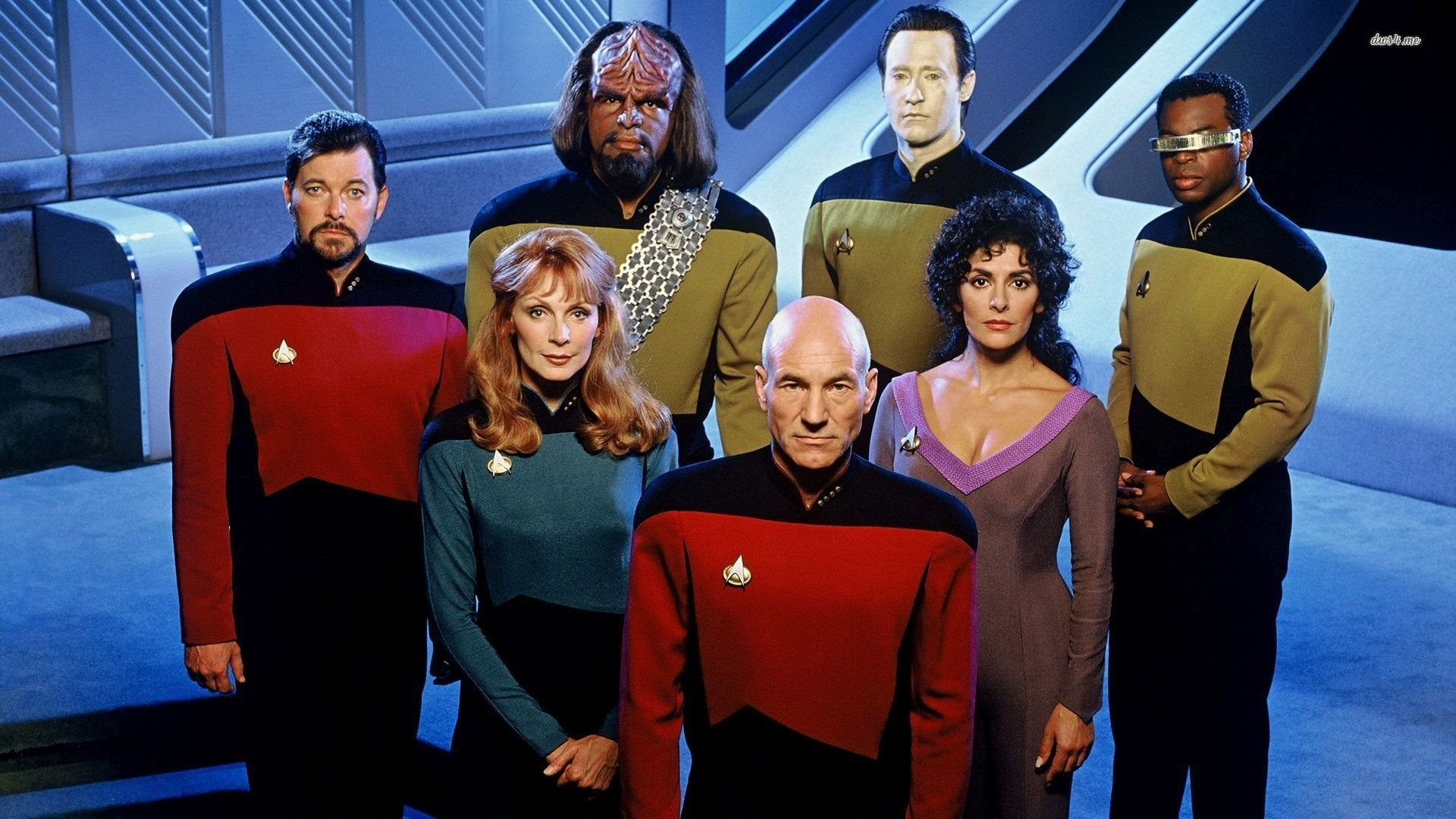 HD Wallpaper | Background ID:519887. TV Show Star Trek: The Next  Generation