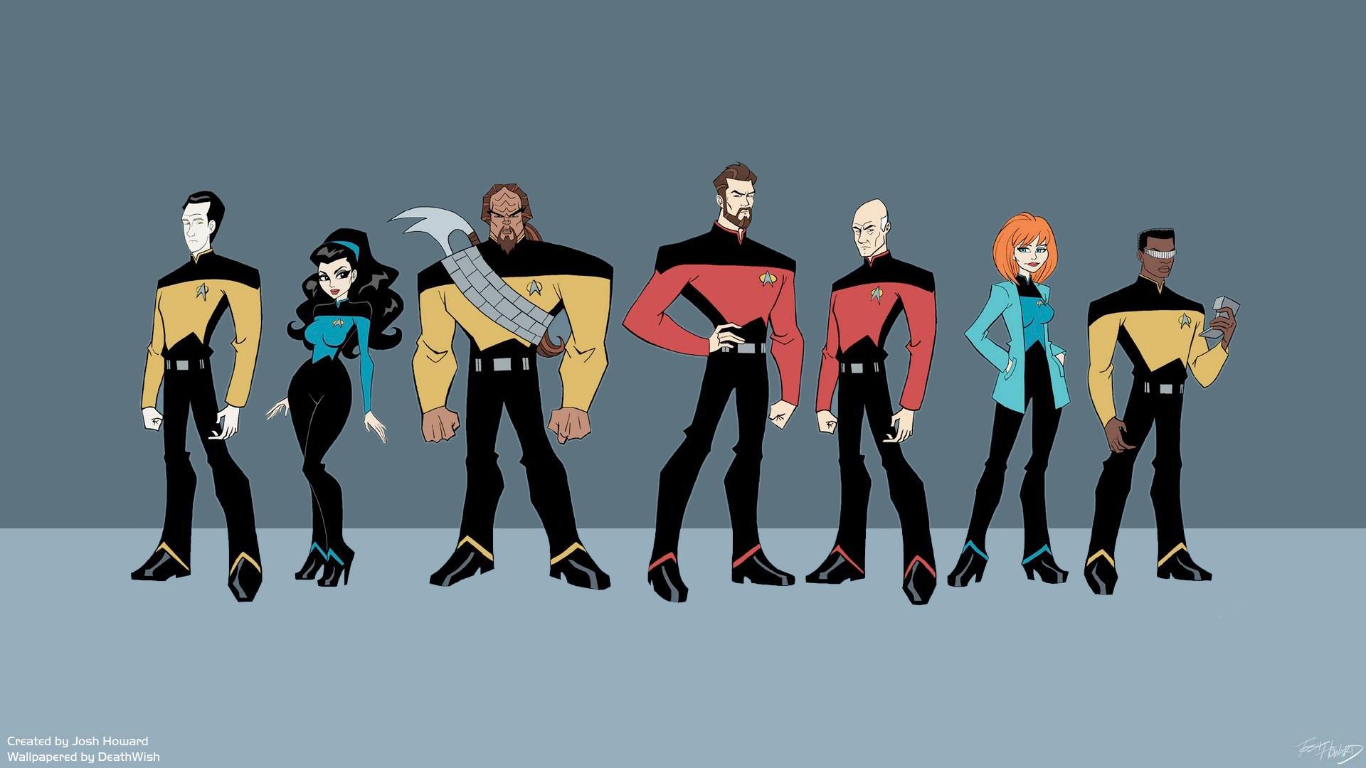 Star Trek Drawing The Next Generation wallpaper | | 91416 |  WallpaperUP