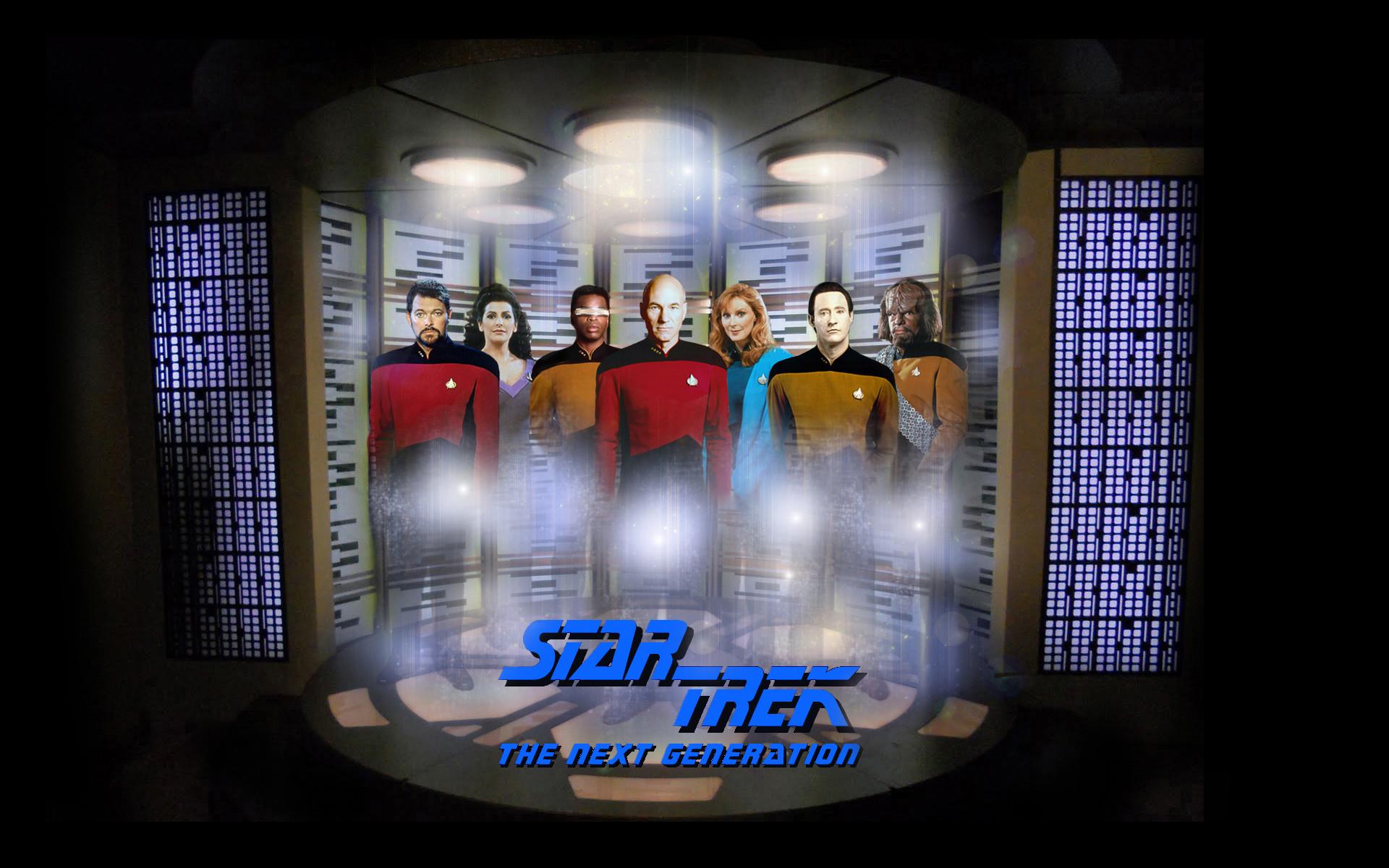 … Star Trek The Next Generation: Energize by 1darthvader