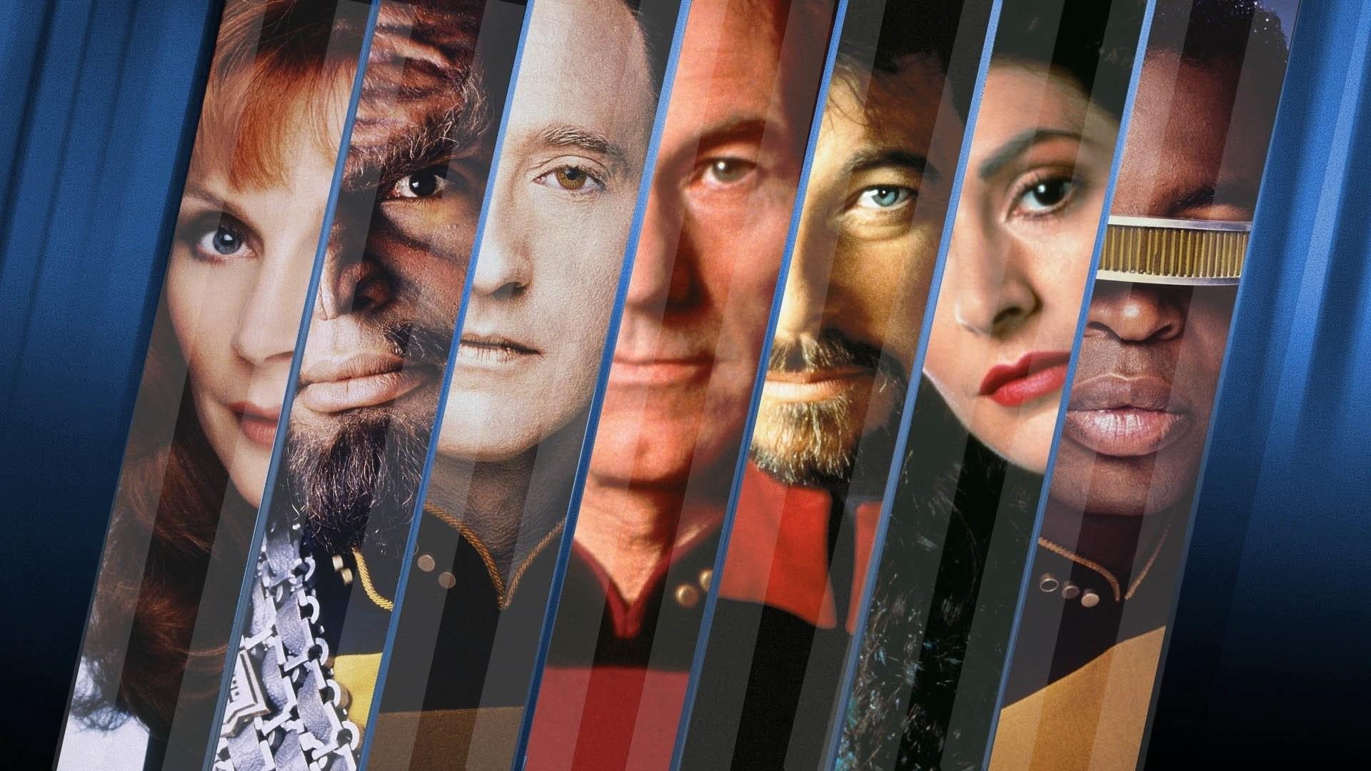 TV Show – Star Trek: The Next Generation Wallpaper
