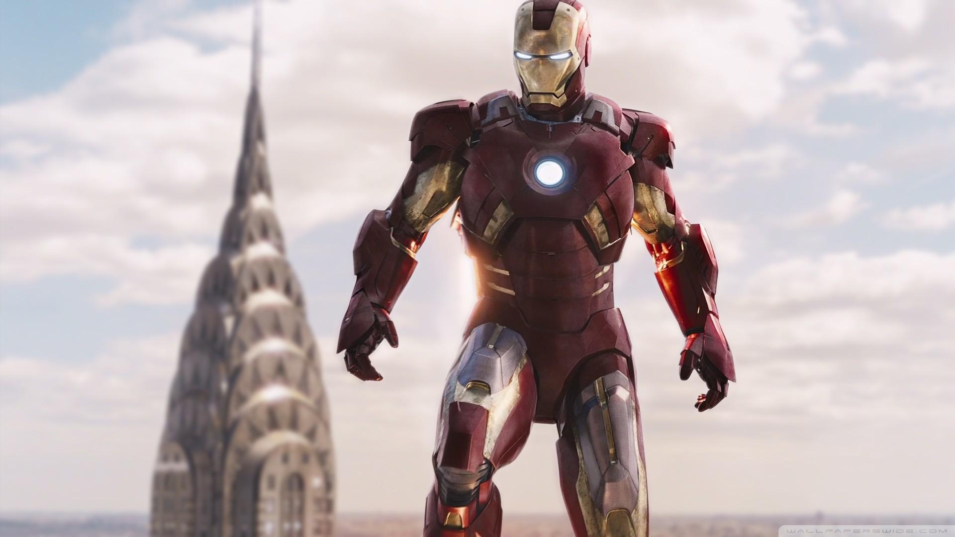 Ironman-MARK07-Avengers HD Wide Wallpaper for Widescreen