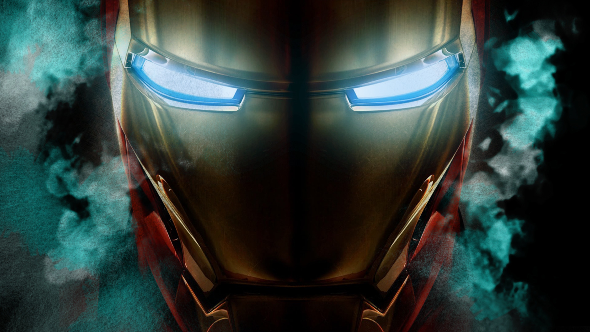 … Iron Man Wallpaper by G-RDesign