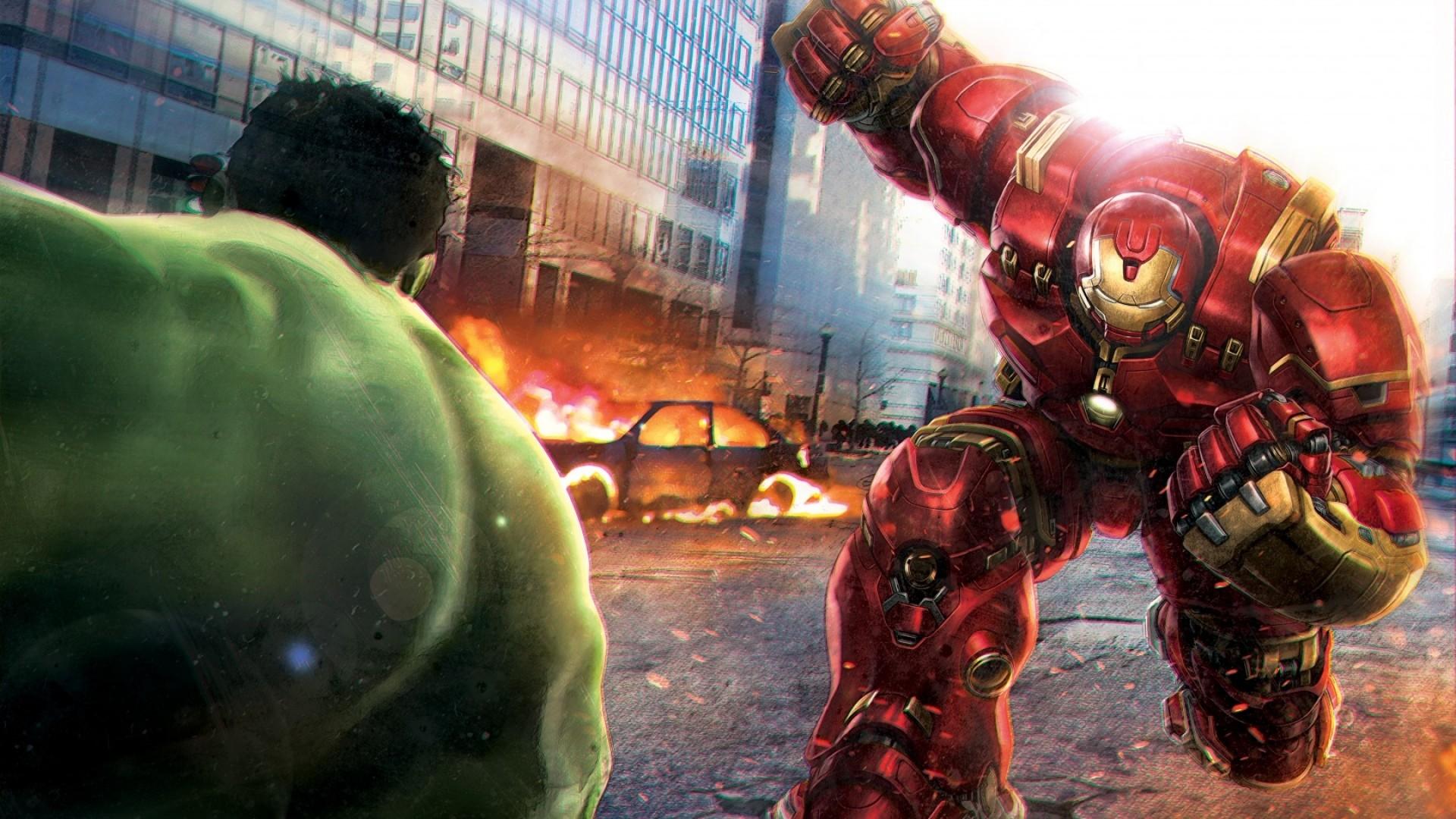 Wallpaper avengers, age of ultron, hulk, iron man