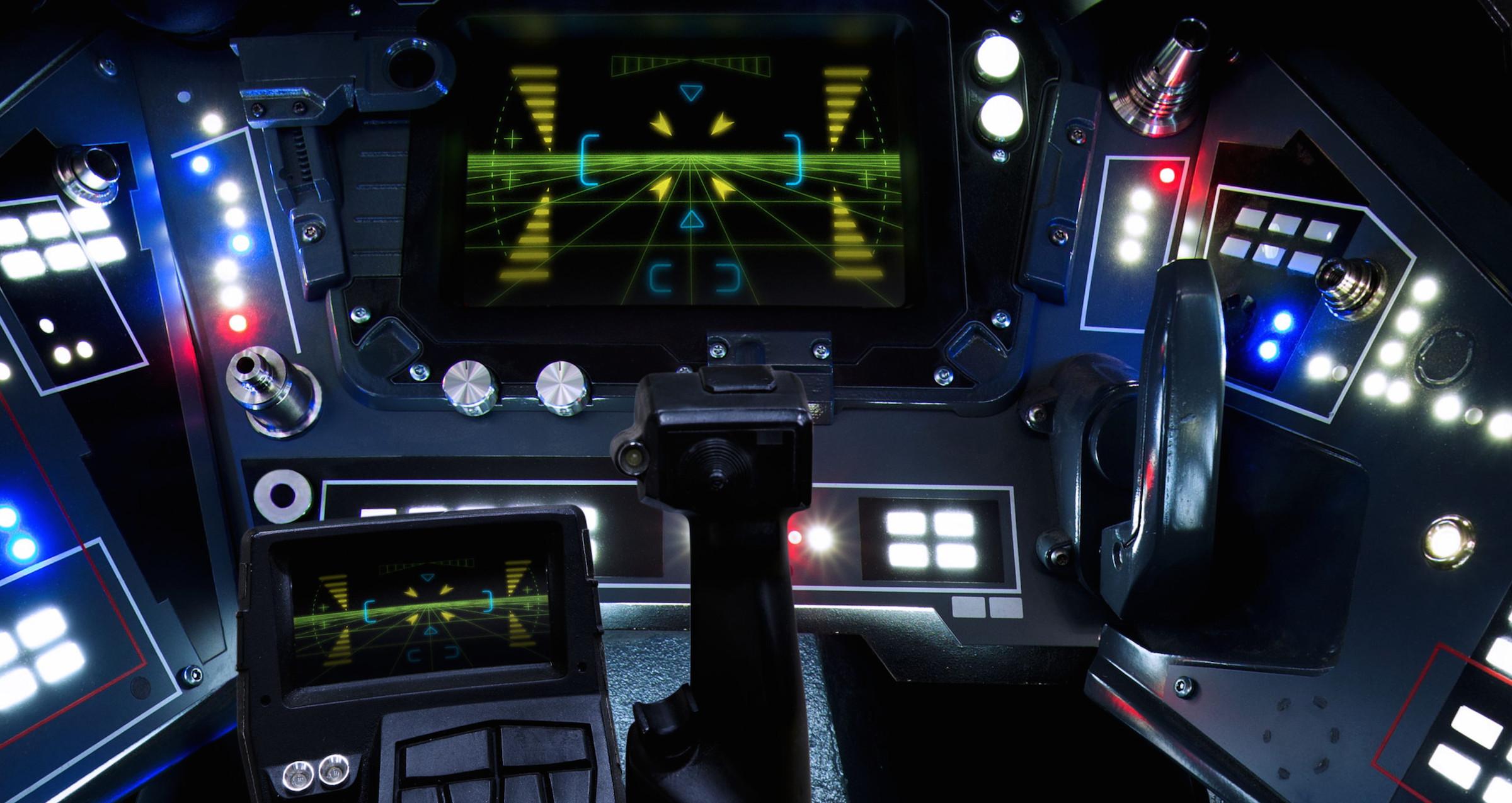Star Wars 360: View The Force Awakens Set Panoramas at StarWars.com –  UPDATED 4/5 | StarWars.com