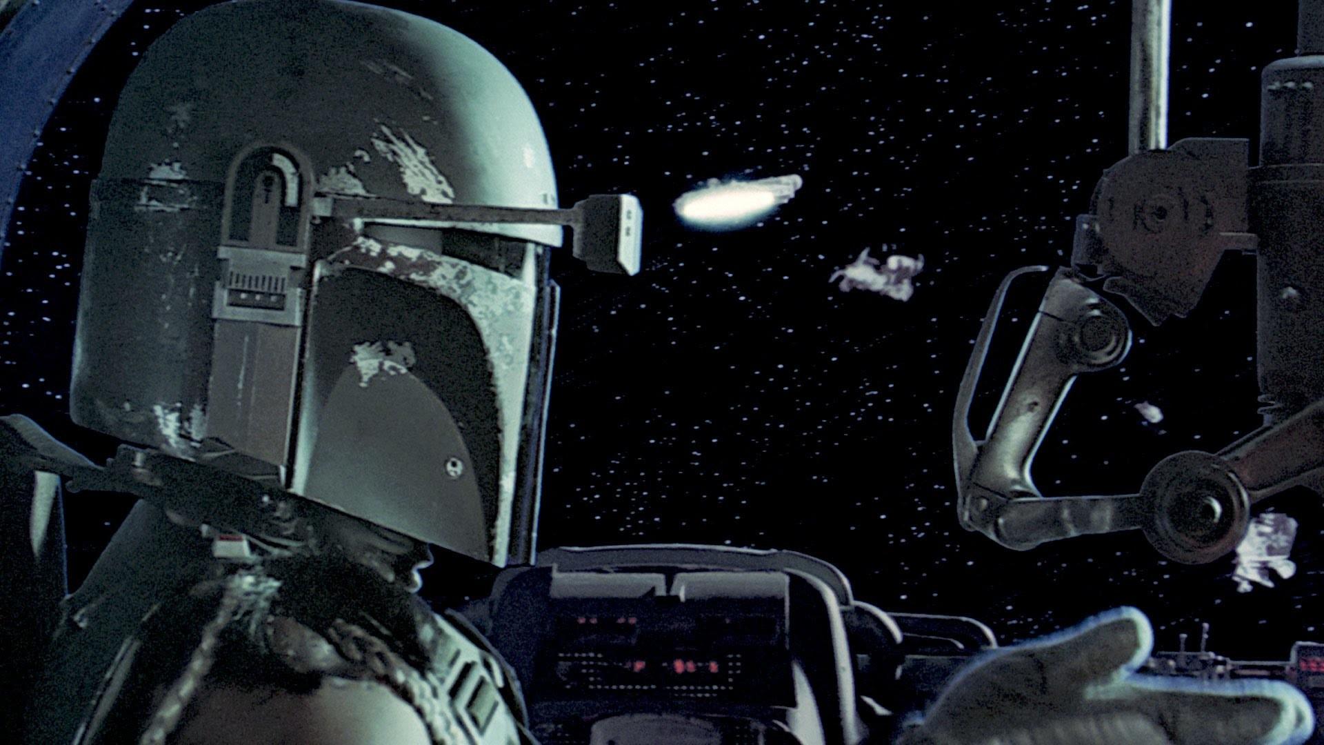 Slave 1 Cockpit- Star Wars Battlefront