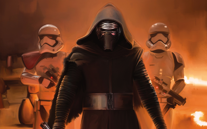 2015 Kylo Ren Star Wars The Force Awakens – New HD Wallpapers