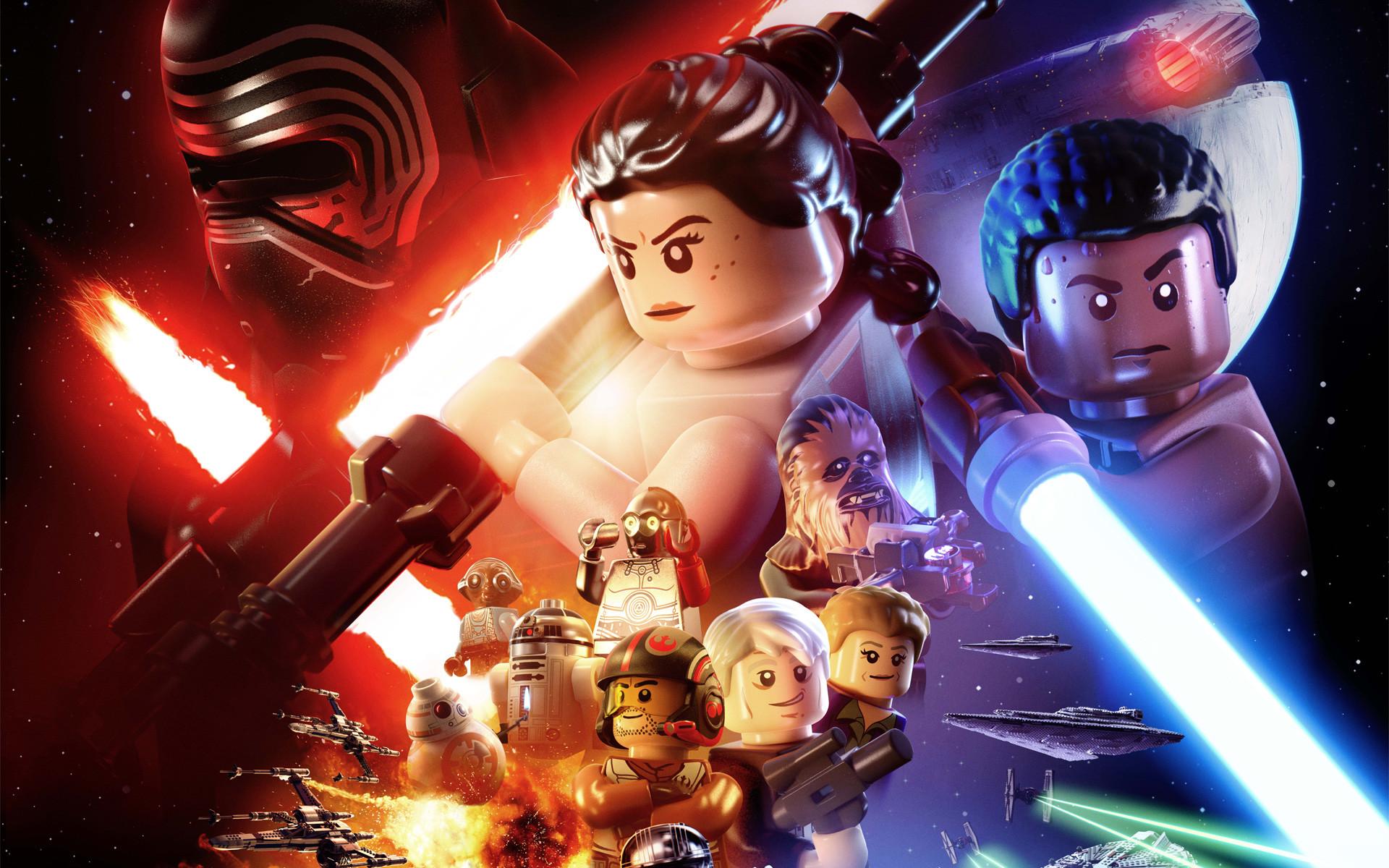 44 Rey (Star Wars) HD Wallpapers
