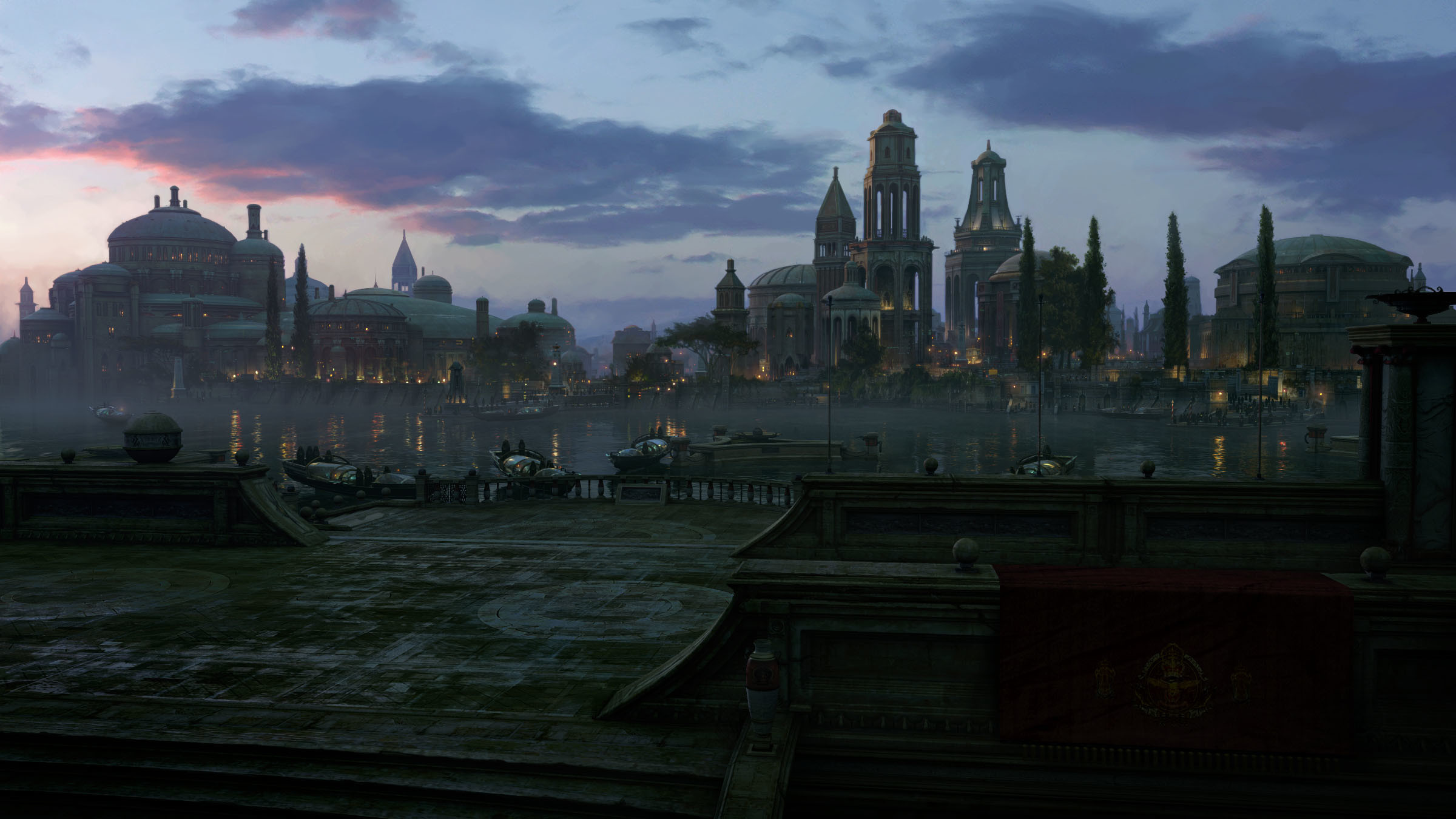 Star Wars images Landscape HD: Naboo (2400/1350) HD wallpaper and .