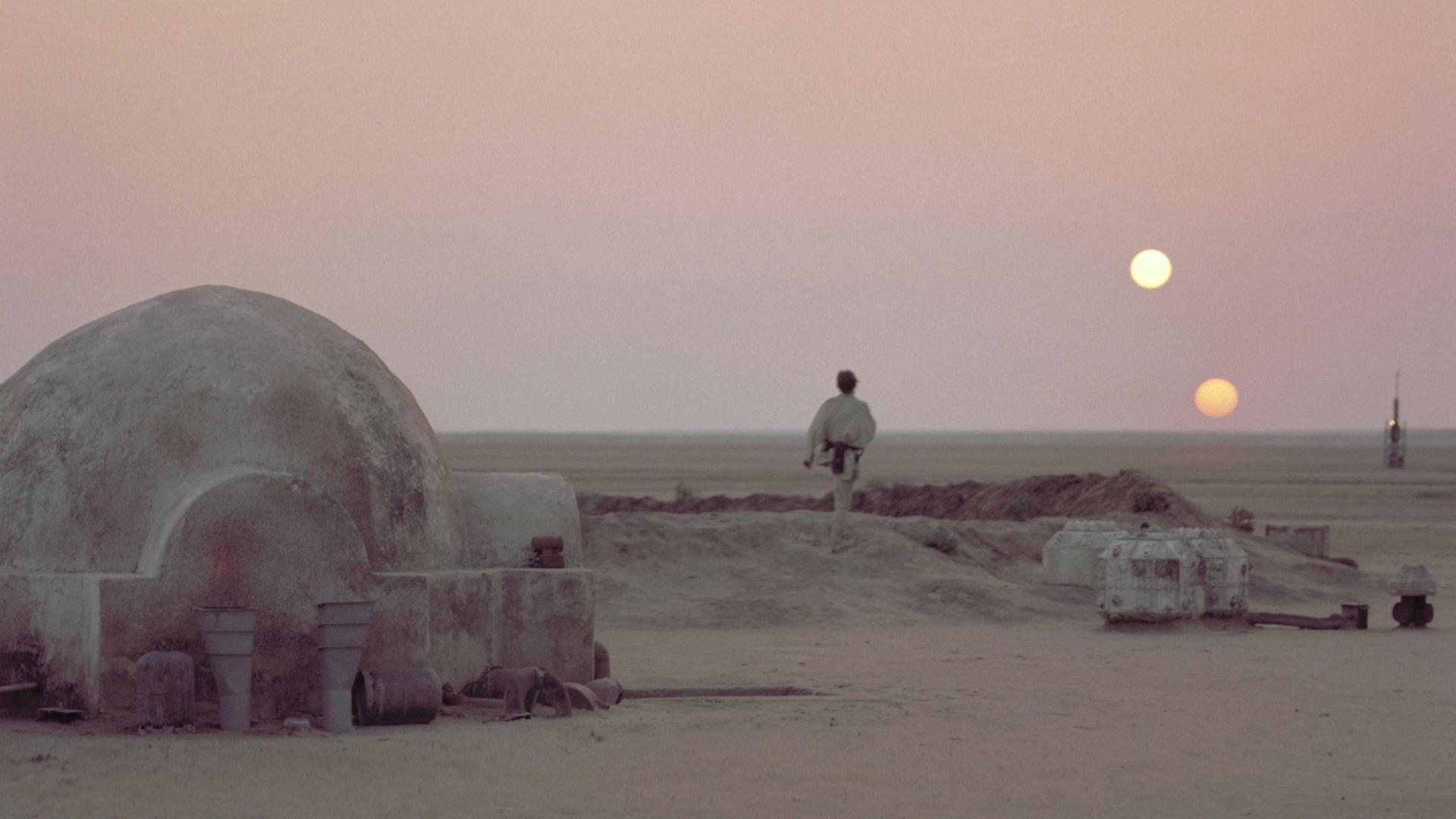 Classic Star Wars: Luke on Tatooine [1920×1080] …