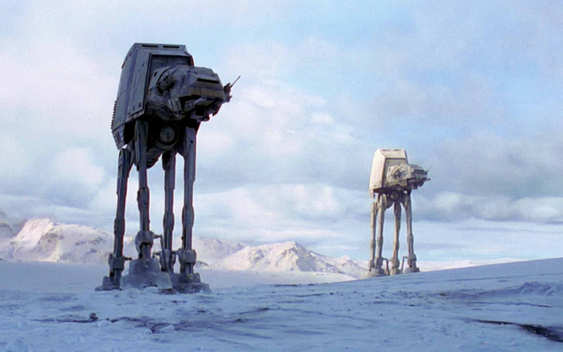 Star Wars At At Wallpaper
