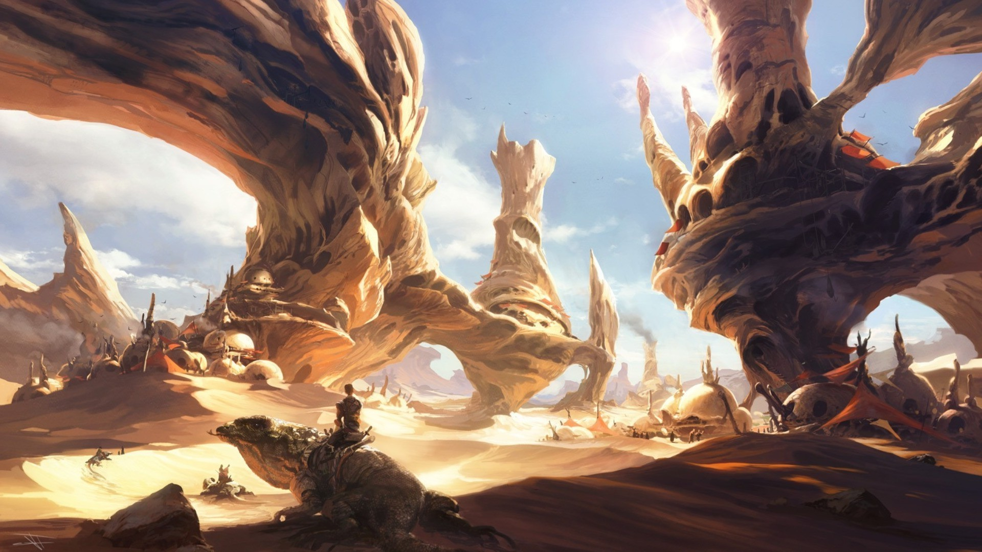 desert, Luke Skywalker, Star Wars Wallpapers HD / Desktop and Mobile  Backgrounds