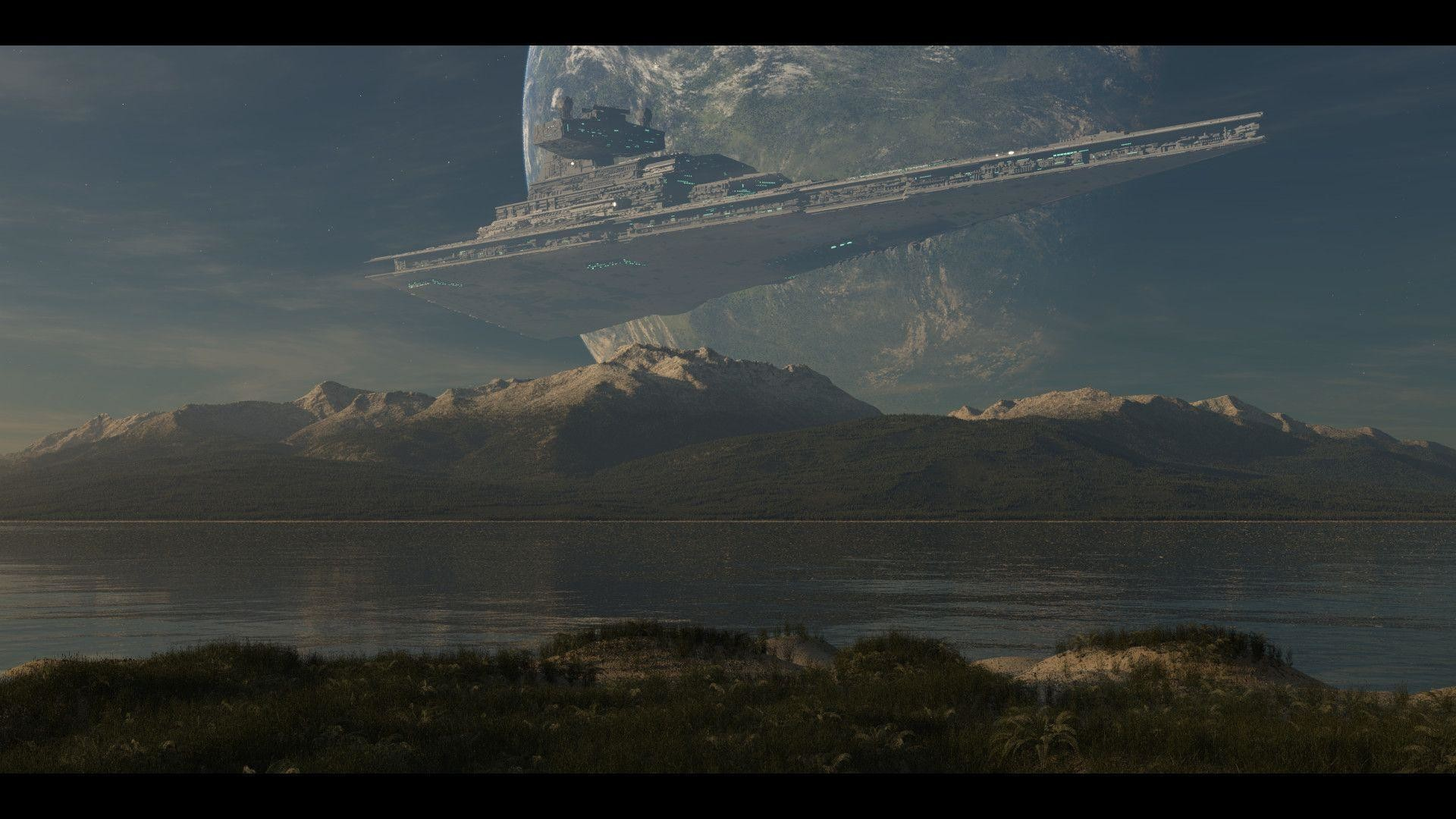 Images For > Star Destroyer Iphone Wallpaper
