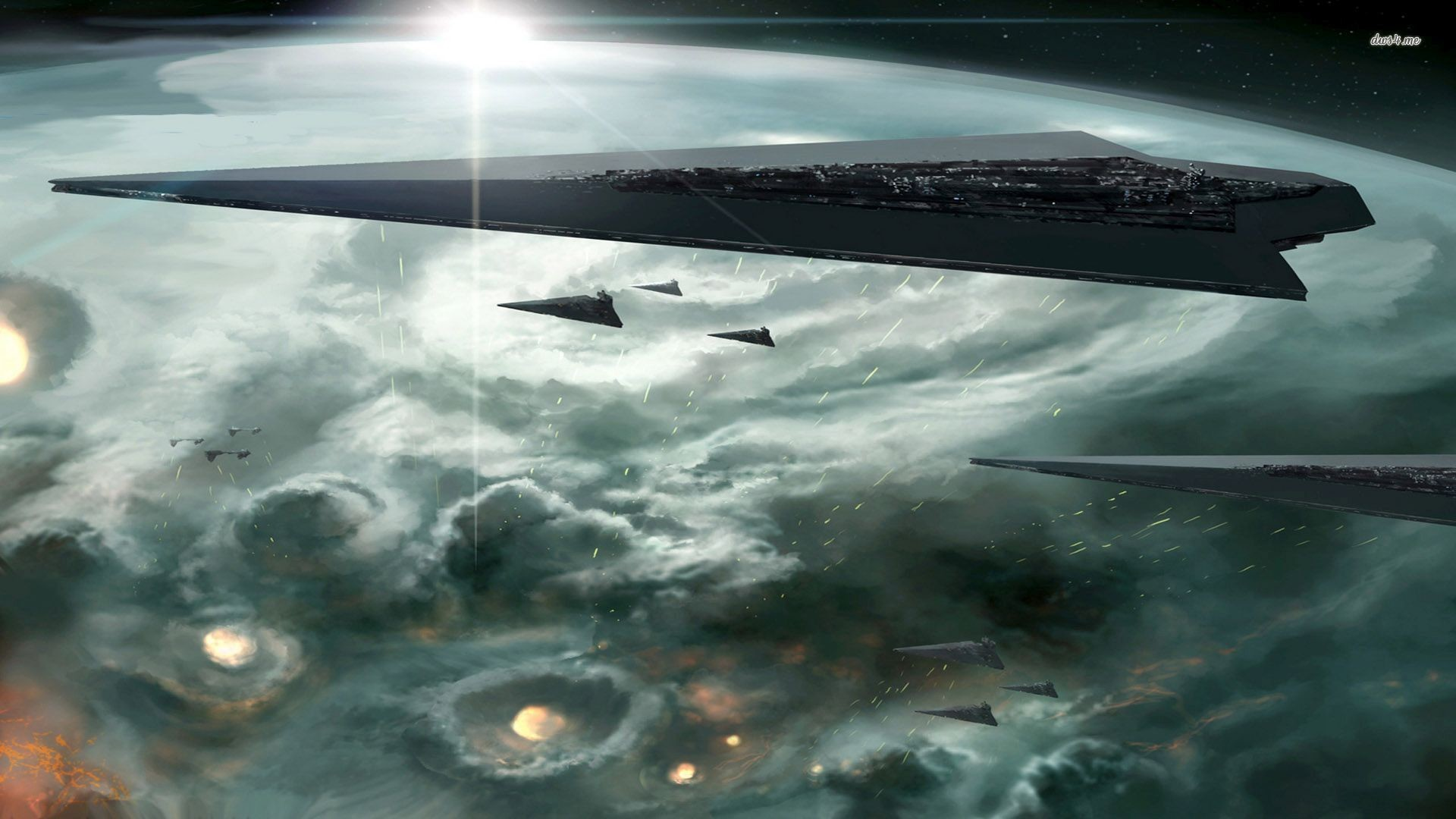 Star Wars Imperial Star Destroyer wallpaper – Movie wallpapers .
