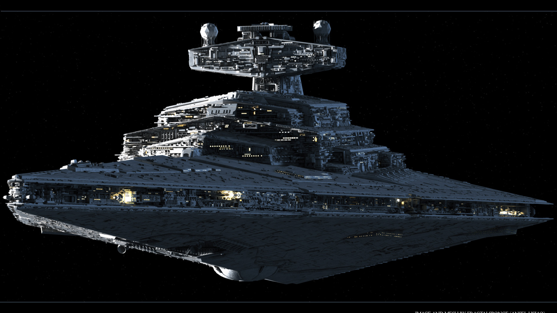 Spaceship Wallpapers