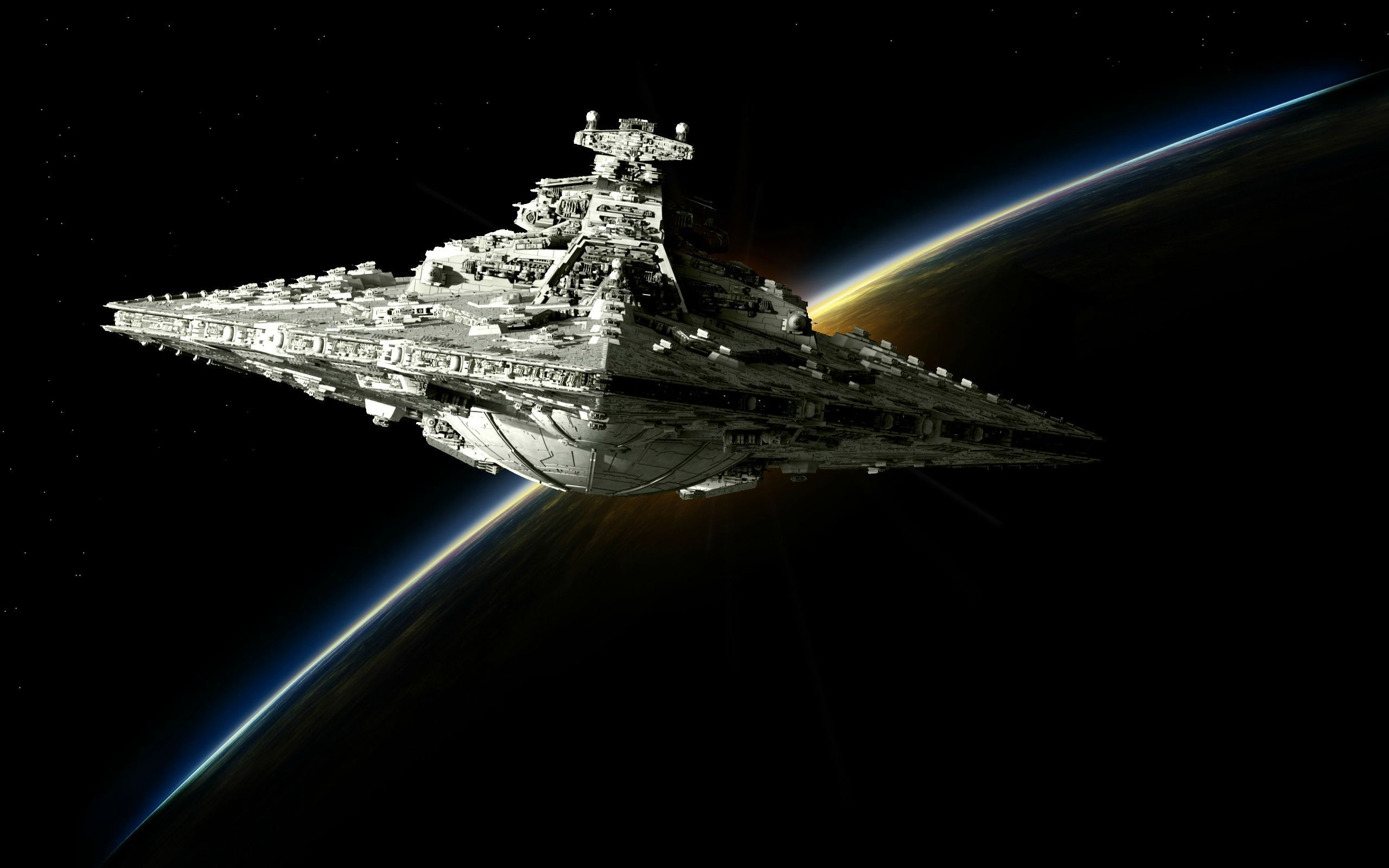 130 Imperial Star Destroyer Wallpaper Hd