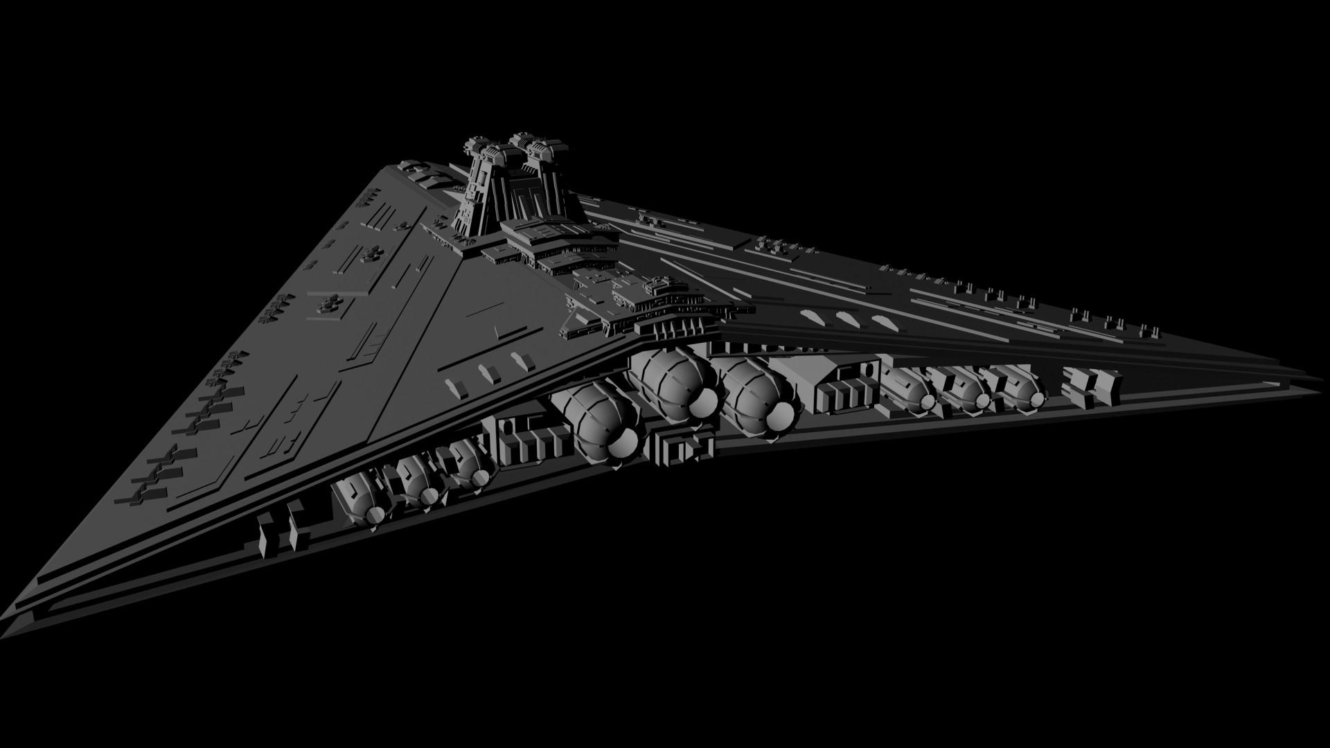 130 Imperial Star Destroyer Wallpaper Hd