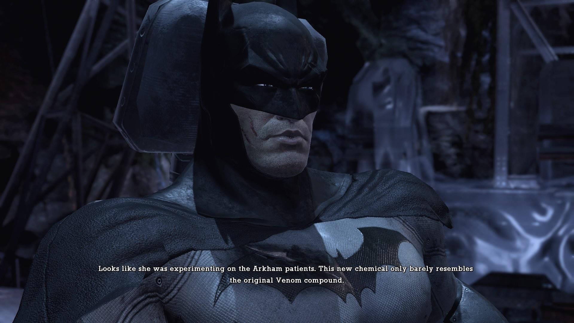 … Batman In His Bat Computer by PhantomEvil
