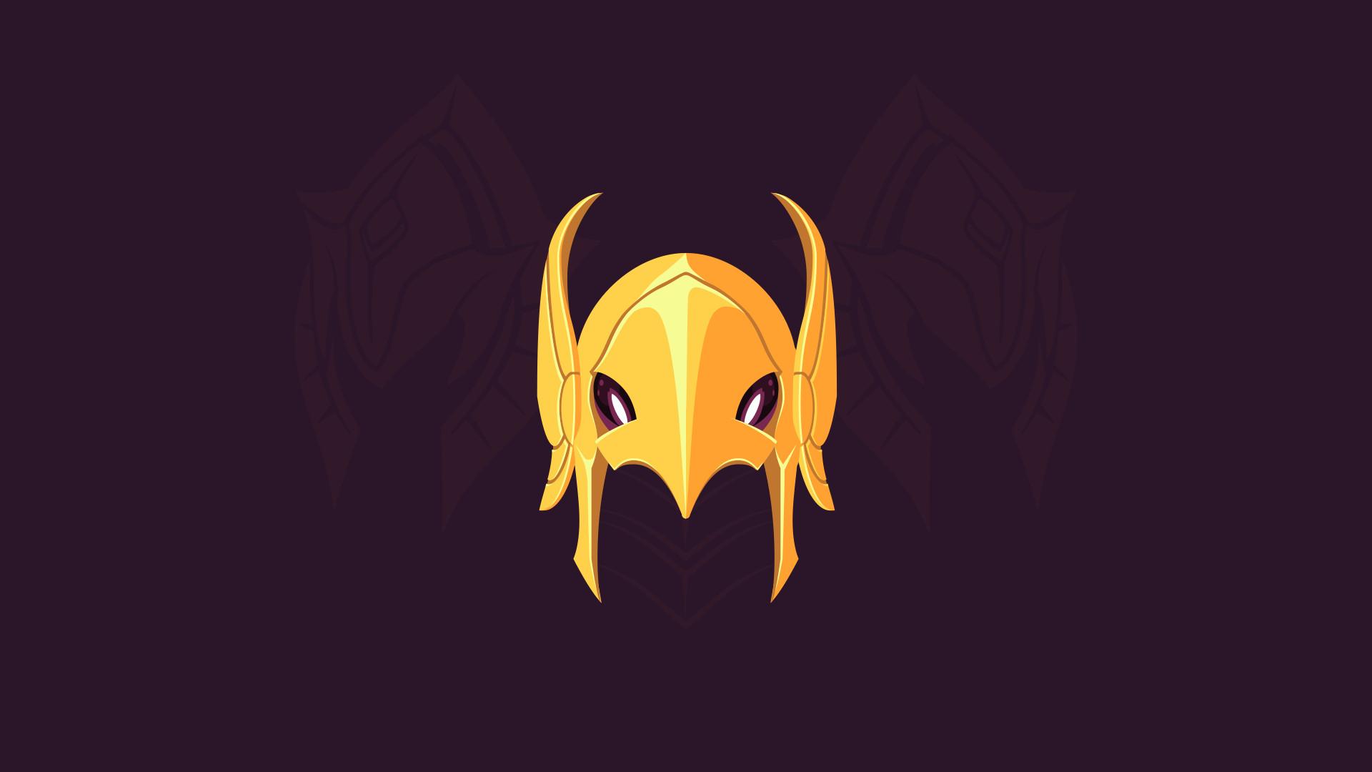 illustration video games League of Legends logo armor Azir bat computer  wallpaper font