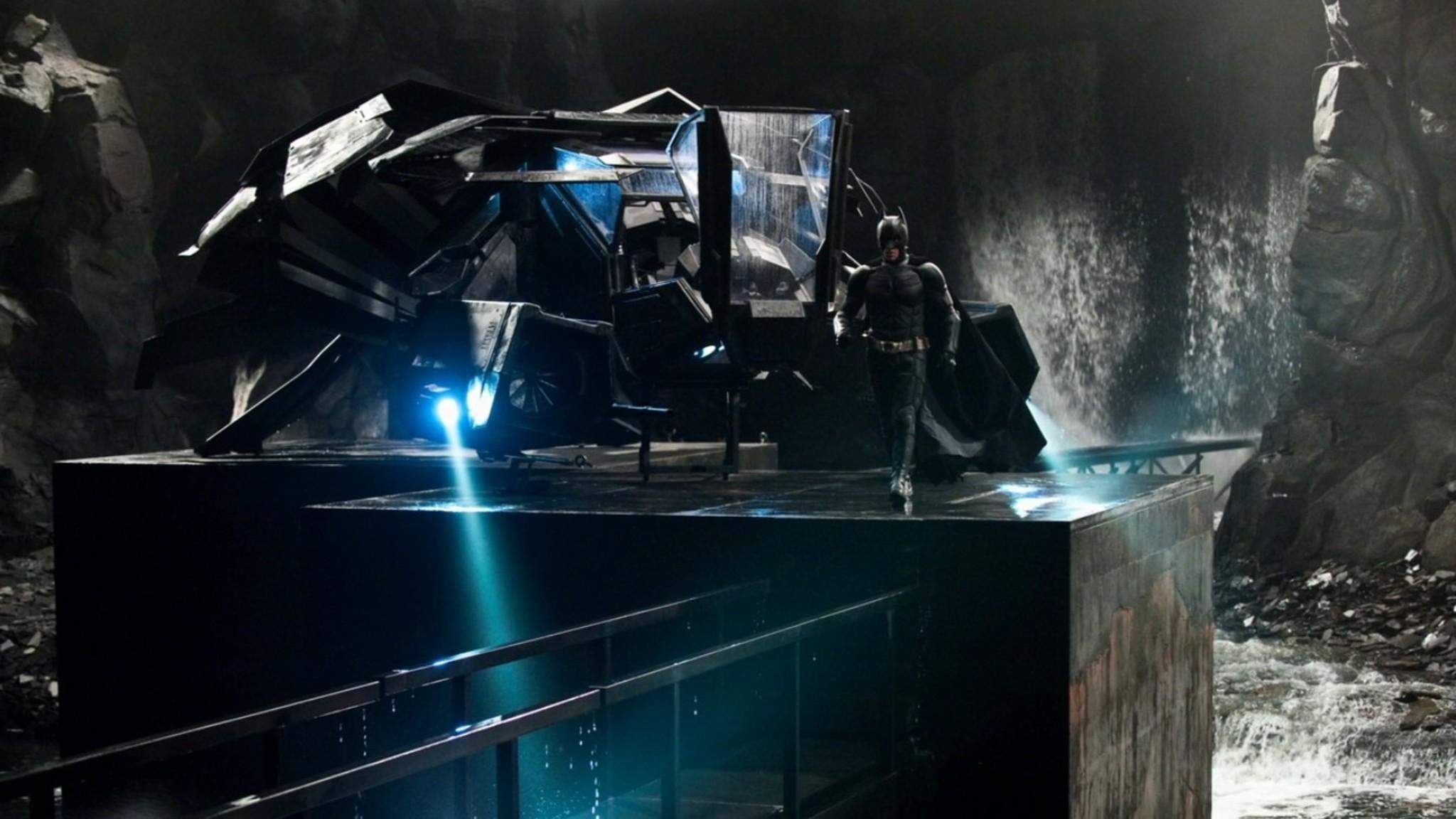 Batman batcave the dark knight rises bat wallpaper .