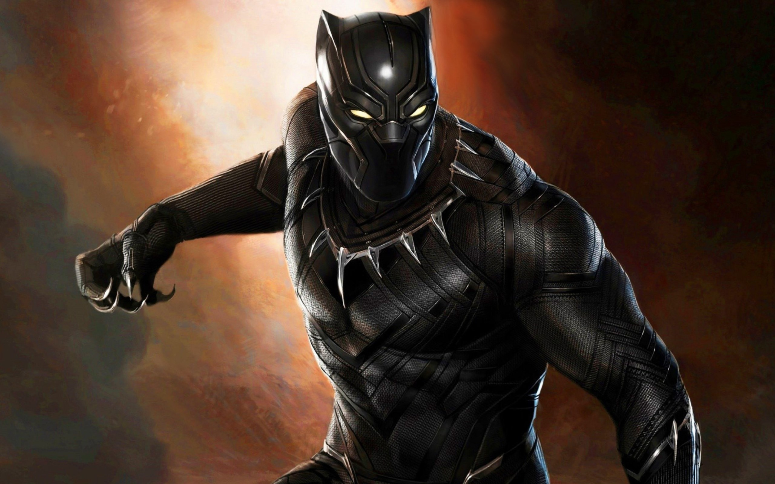 black panther super hero High Definition Wallpapers
