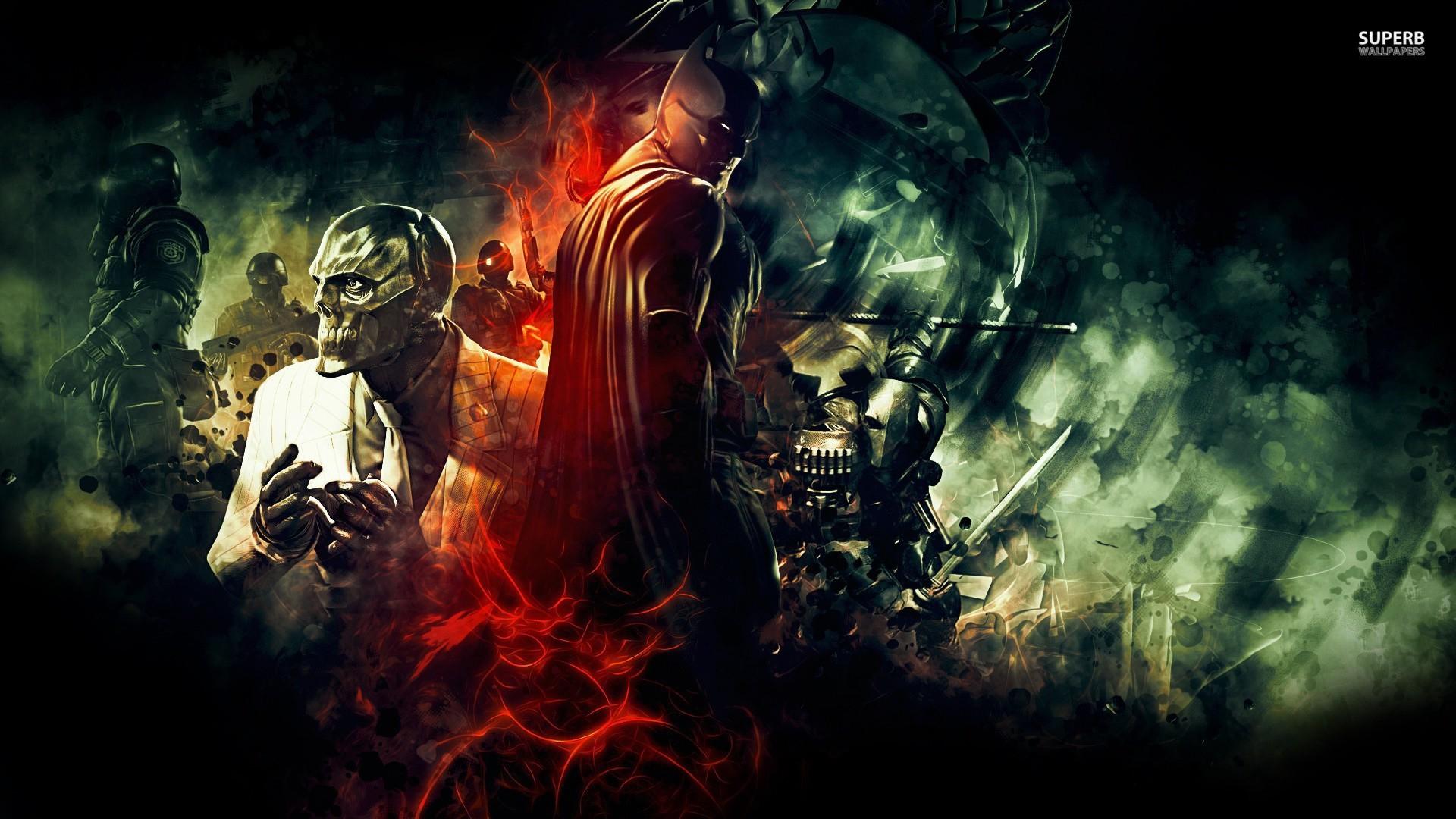 Deathstroke Batman Arkham Origins wallpaper Game wallpapers | HD Wallpapers  | Pinterest | Deathstroke and Wallpaper