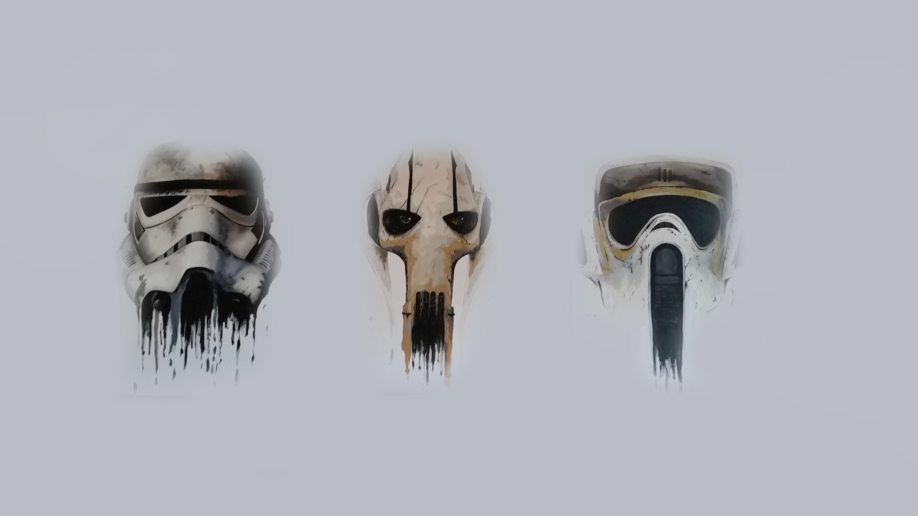 Sci Fi – Star Wars Helmet Wallpaper