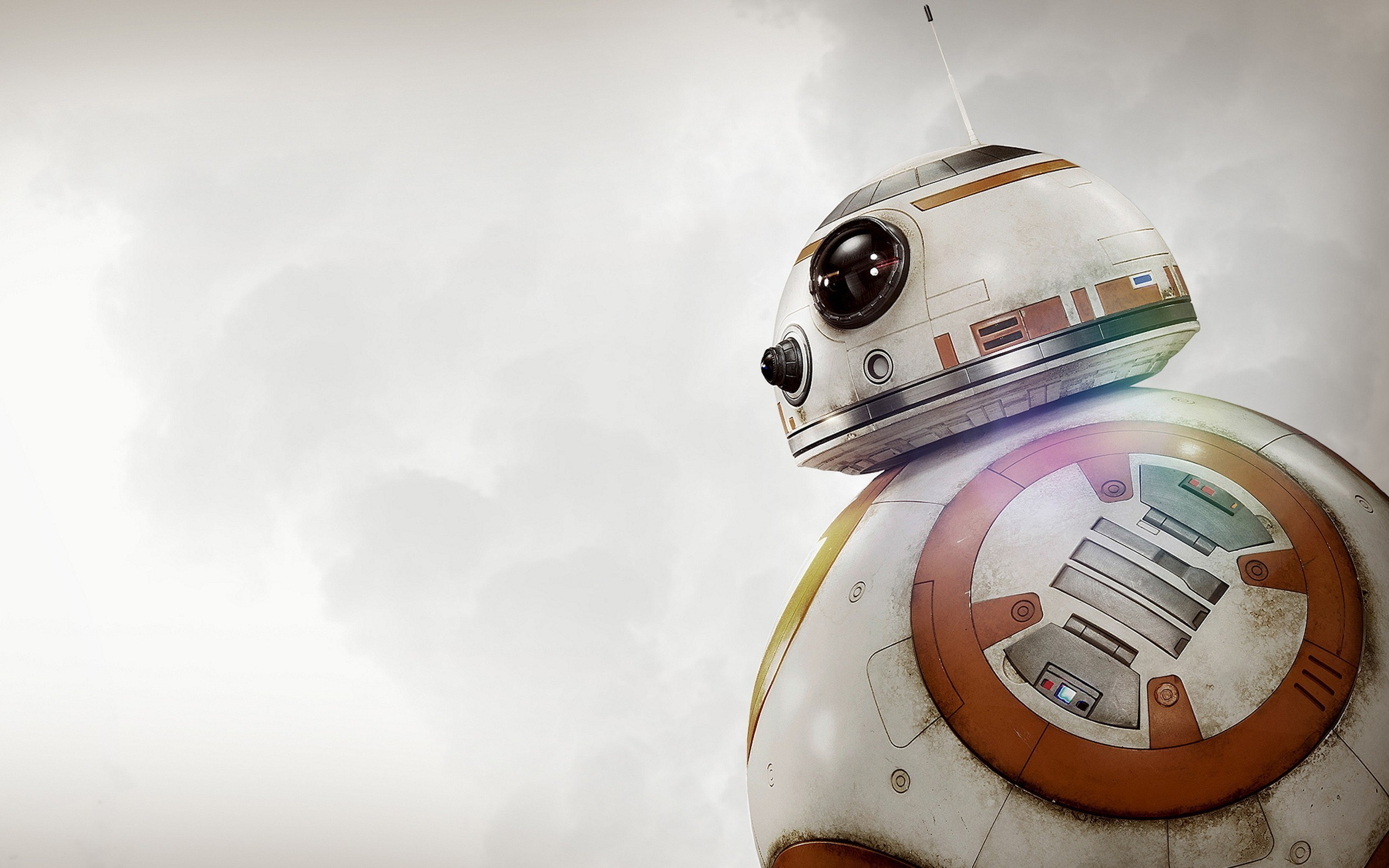 BB 8, Star Wars: The Force Awakens, Robot, Science Fiction, Star Wars  Wallpapers HD / Desktop and Mobile Backgrounds