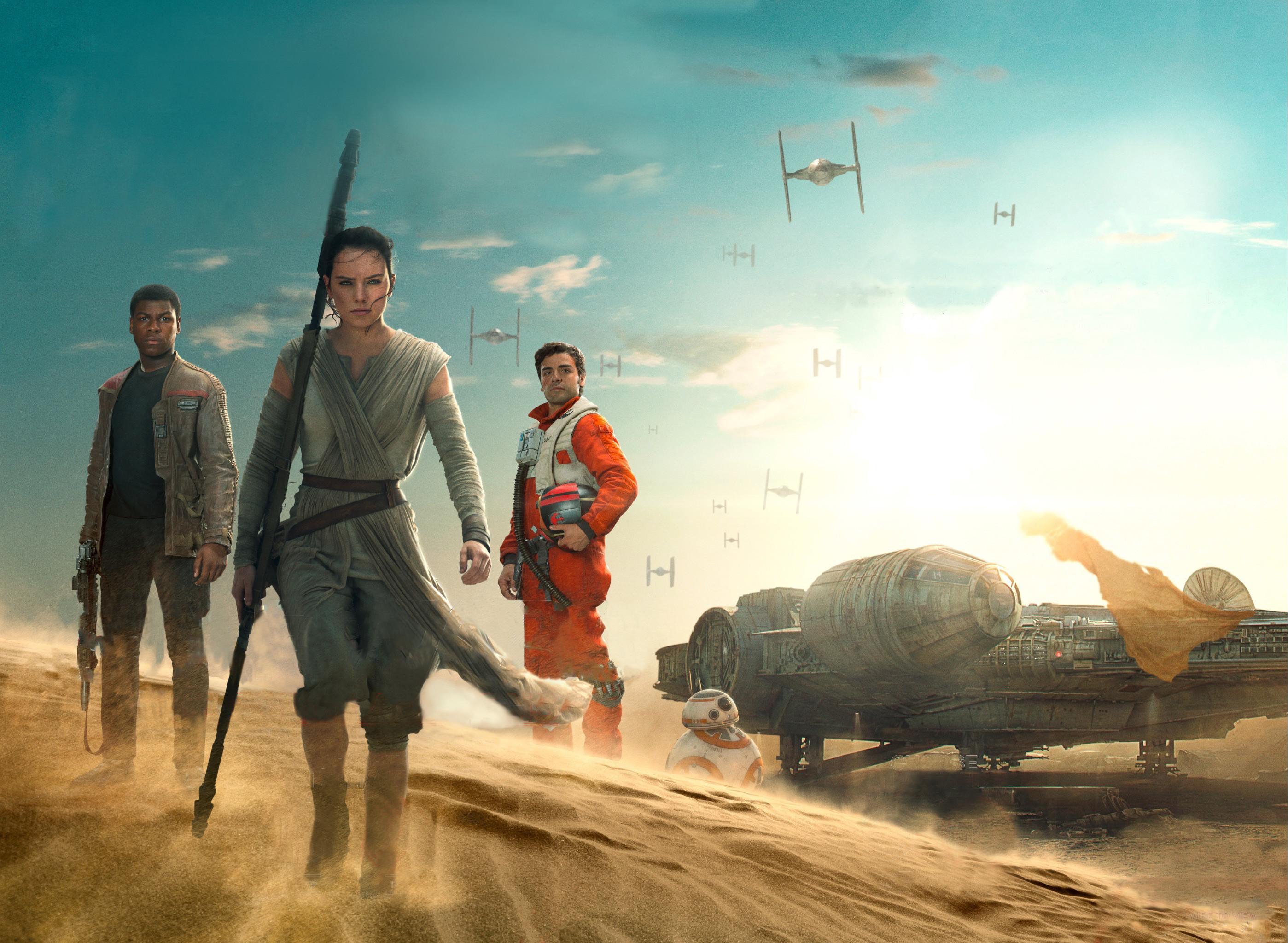 HD Wallpaper | Background ID:665429. Movie Star Wars …