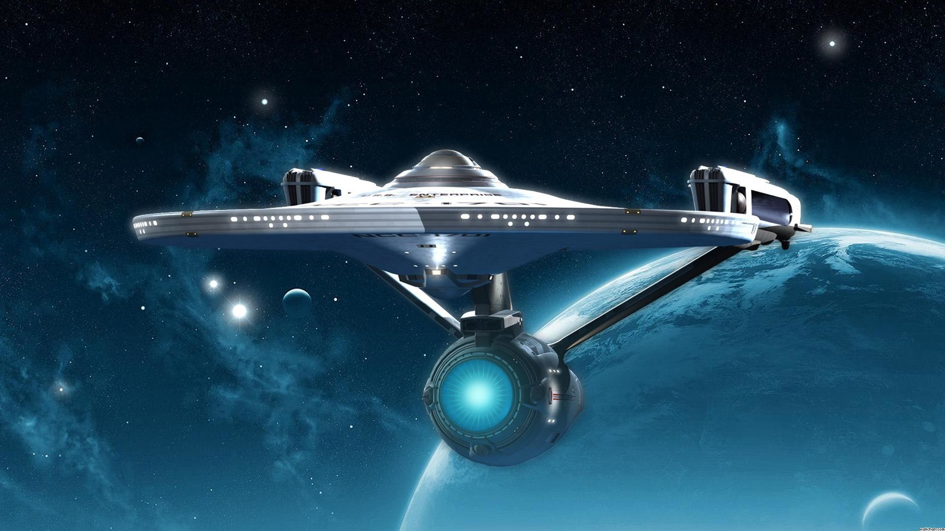 Star Trek Enterprise Wallpaper – Viewing Gallery