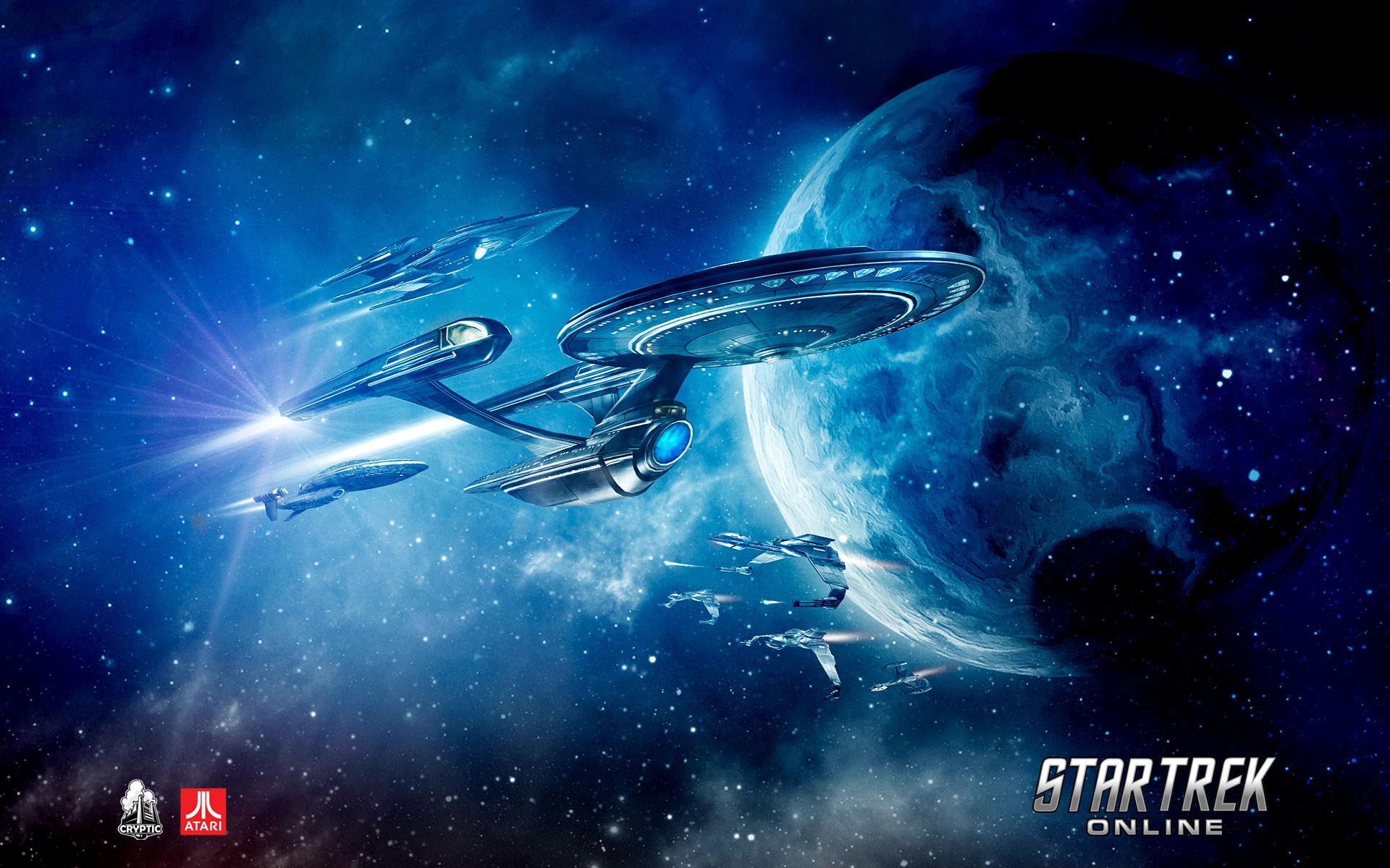 Fonds d'écran Star Trek PC et Tablettes (iPad, …