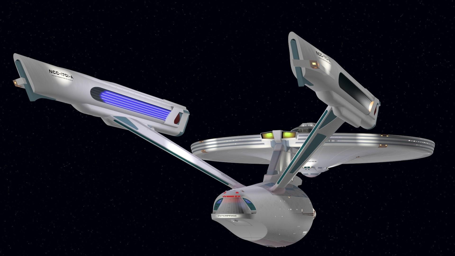 3d star trek enterprise wallpaper – photo #11