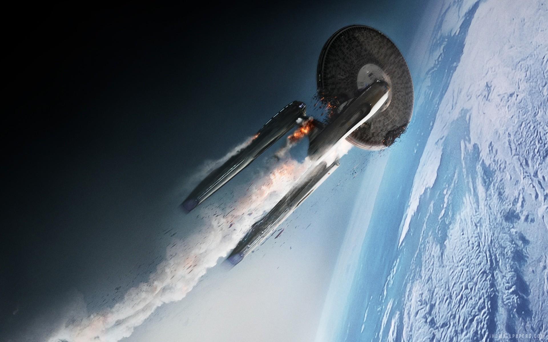 Star Trek Into Darkness Enterprise HD Wallpaper – iHD Wallpapers