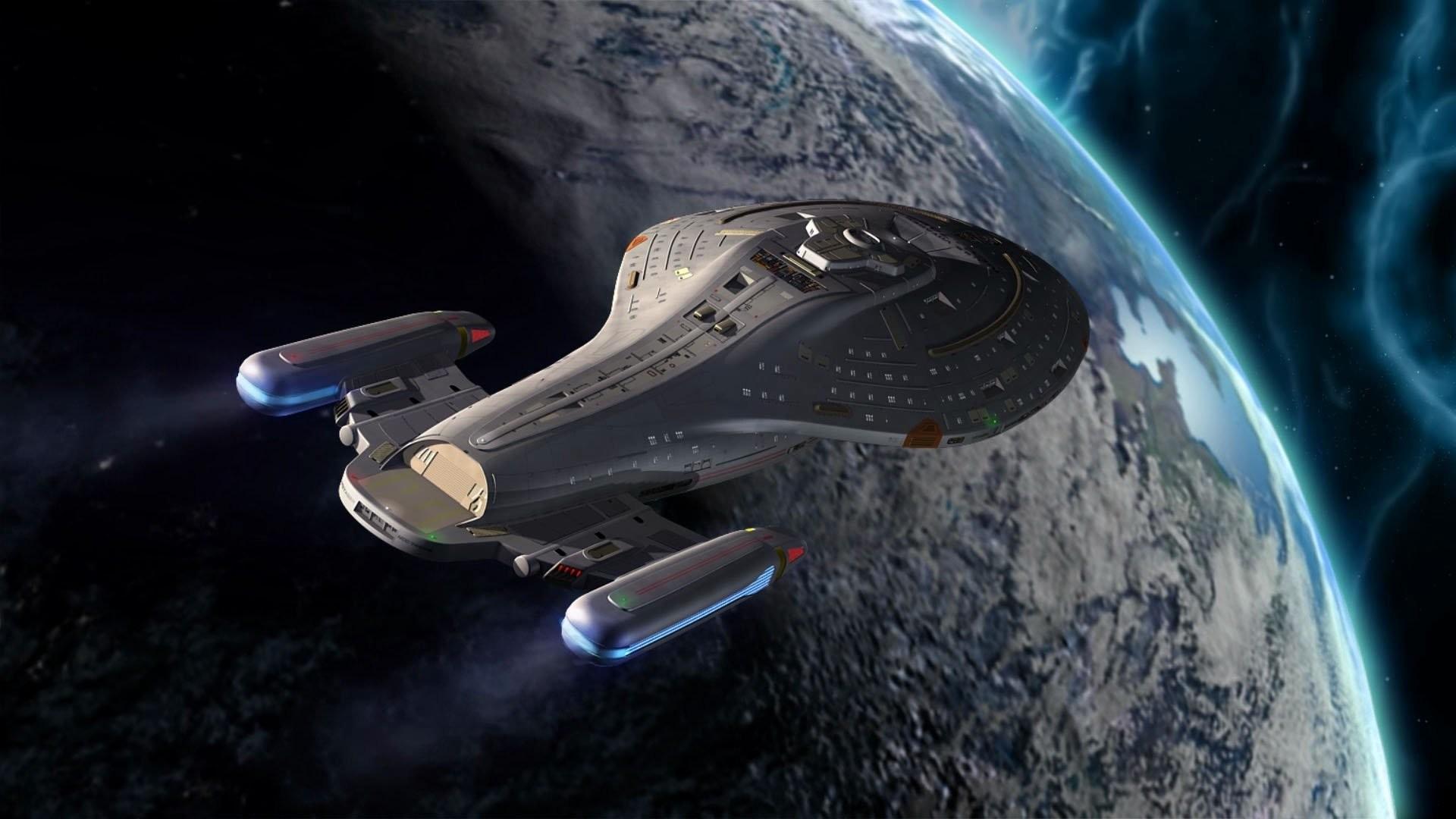 Star Trek USS Enterprise NCC-1701 · HD Wallpaper | Background ID:124794